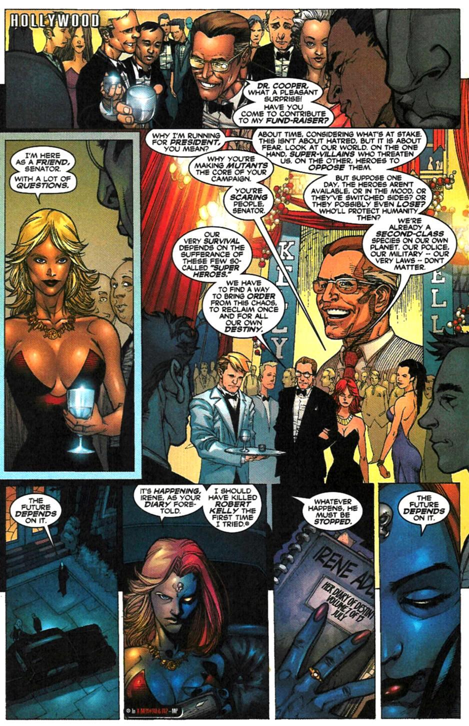 X-Men (1991) 104 Page 9
