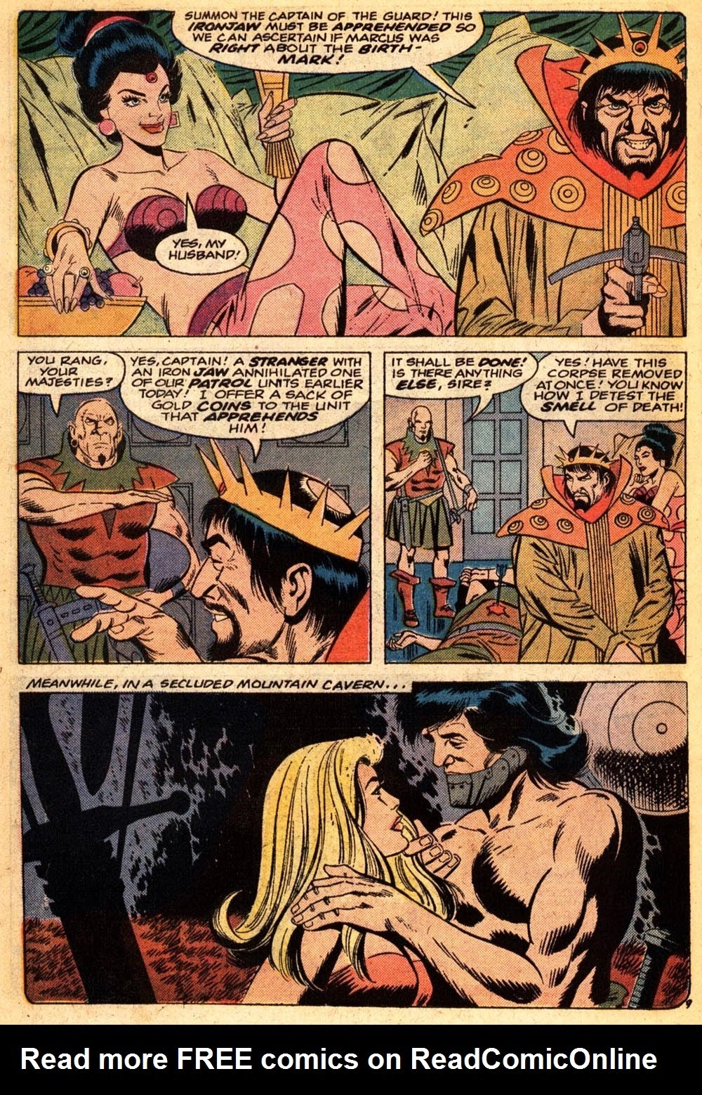 Ironjaw issue 1 - Page 10