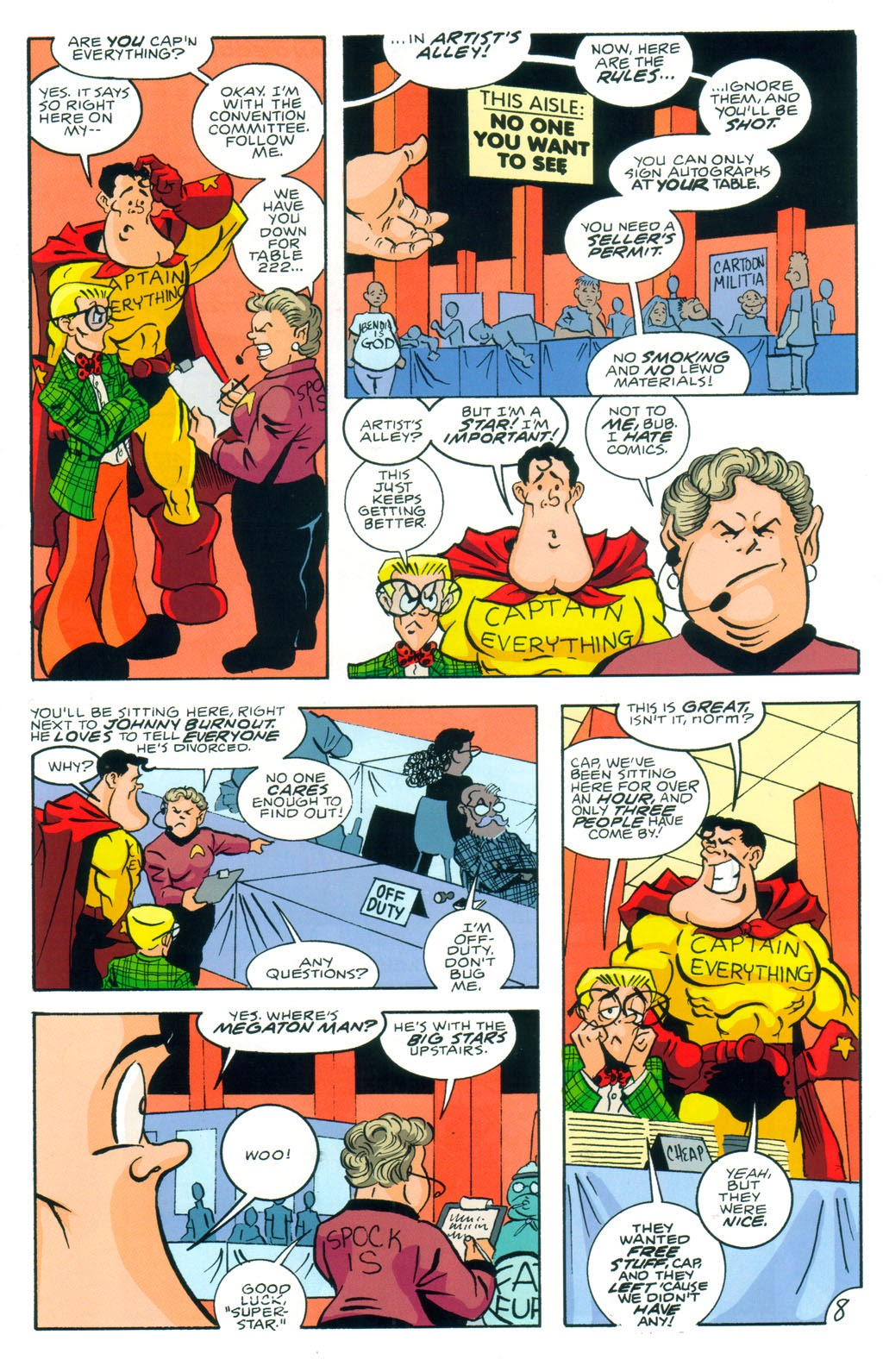 Read online Normalman 20th Anniversary Special comic -  Issue # Full - 10