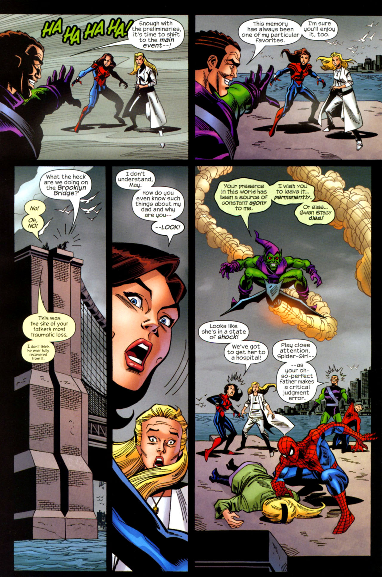 Read online Amazing Spider-Girl comic -  Issue #30 - 9