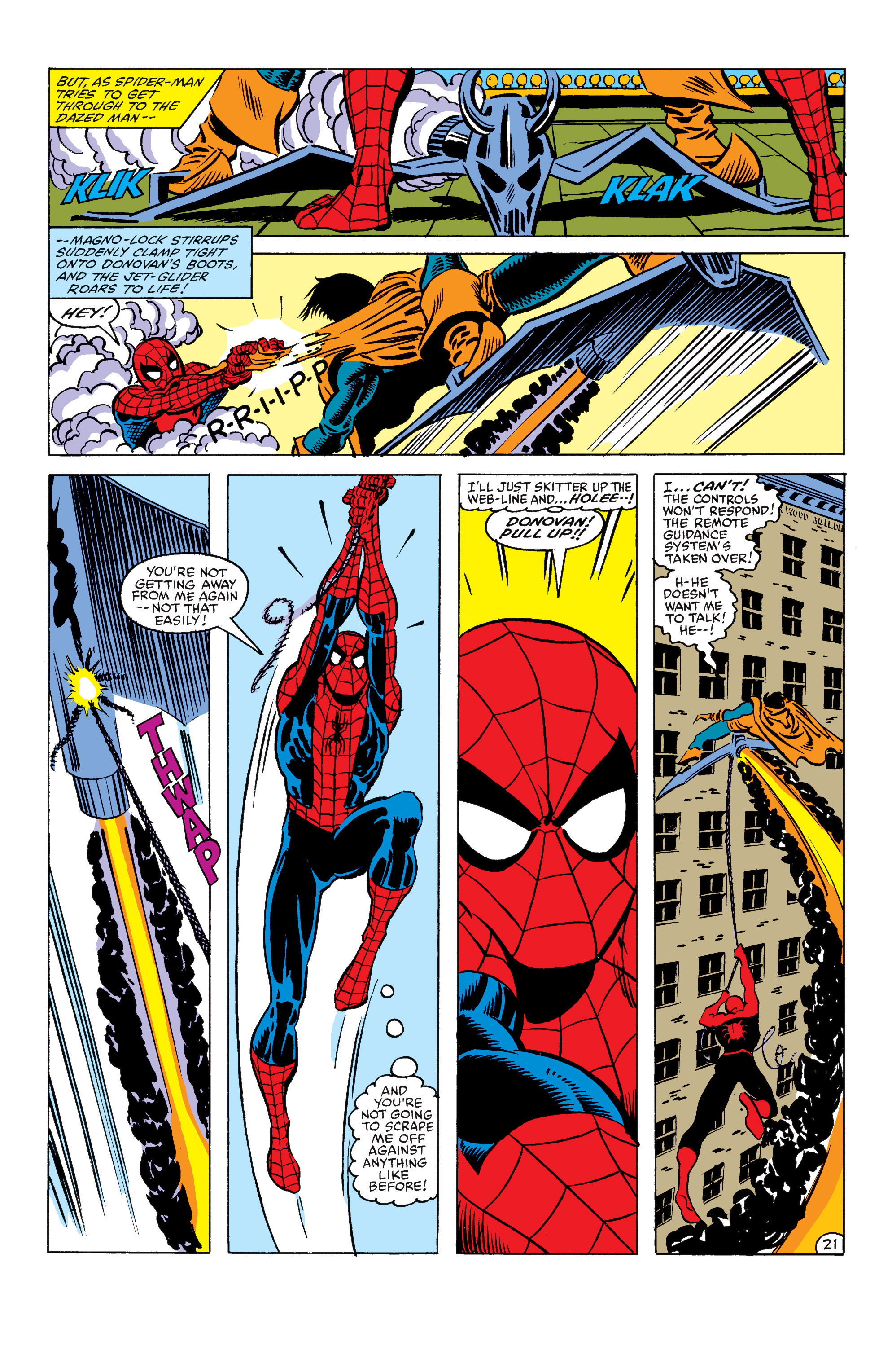The Amazing Spider-Man (1963) 245 Page 21