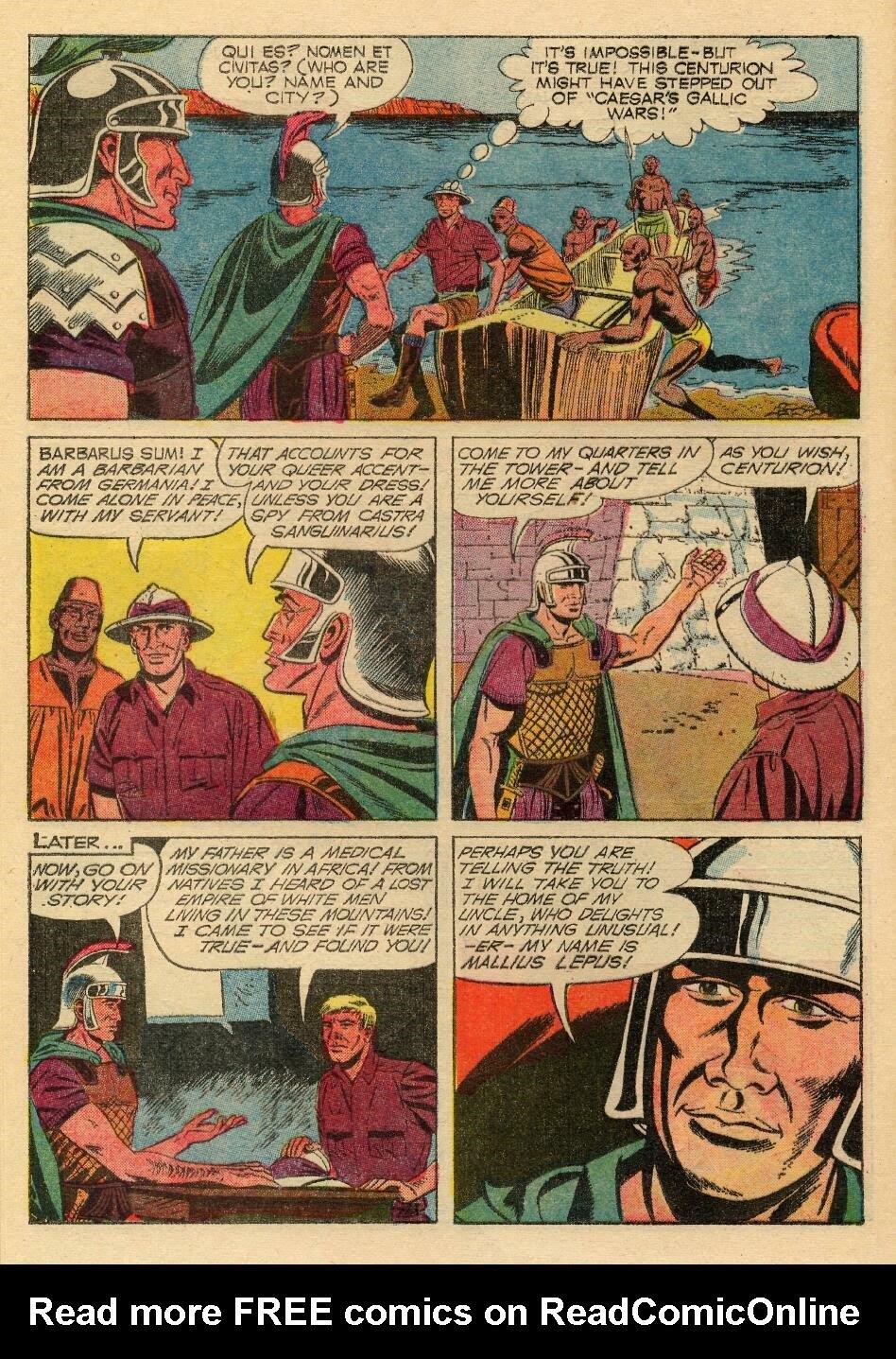 Tarzan (1962) issue 194 - Page 12