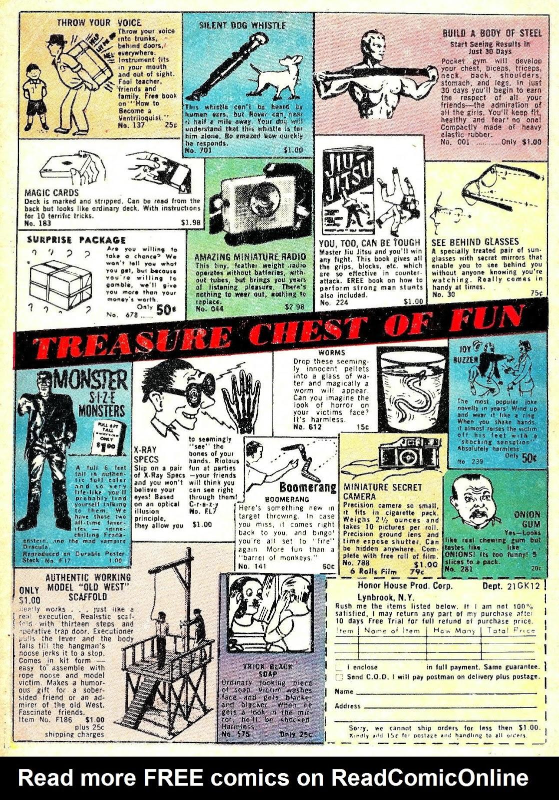 Read online Fightin' Navy comic -  Issue #124 - 36