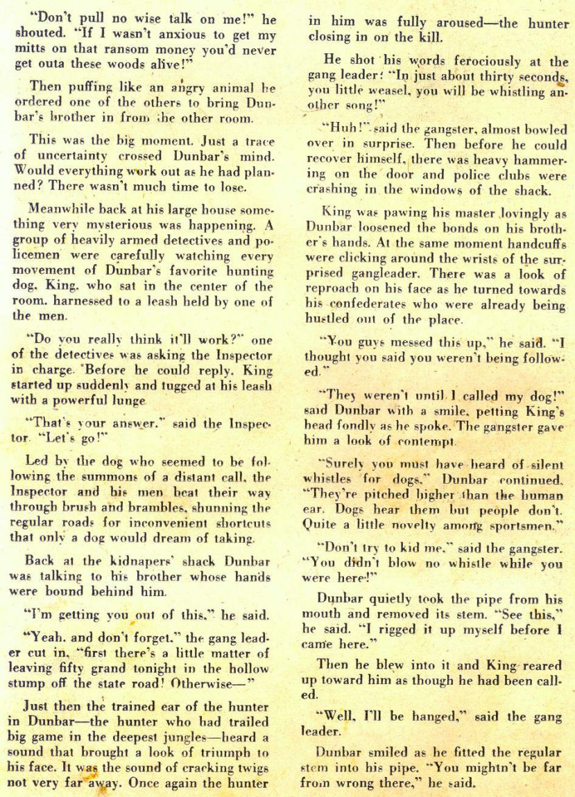 Read online Sensation (Mystery) Comics comic -  Issue #65 - 31