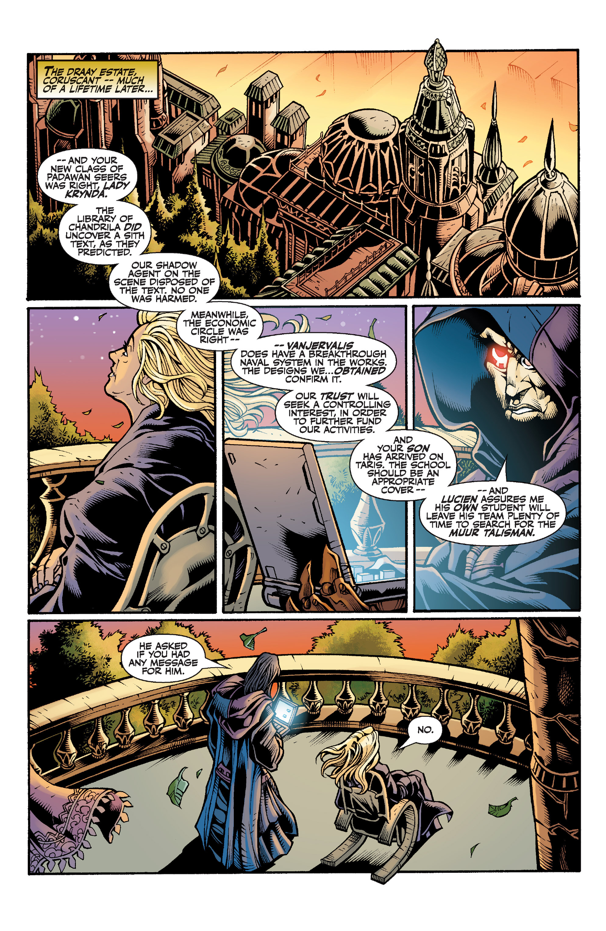 Read online Star Wars Omnibus comic -  Issue # Vol. 32 - 346
