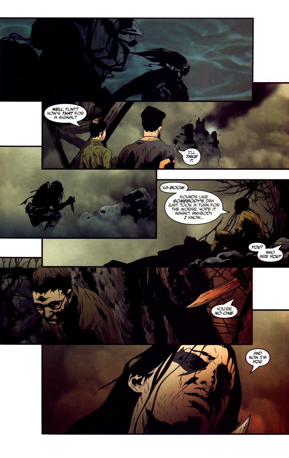 Read online Transformers/G.I. Joe comic -  Issue #3 - 17