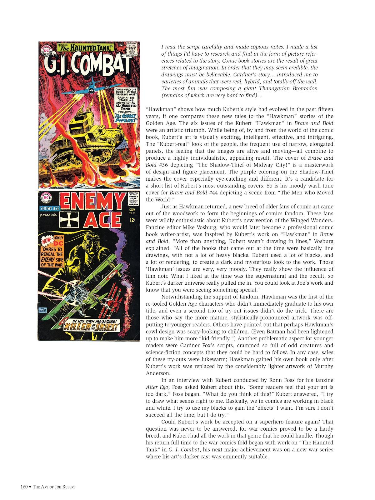 Read online The Art of Joe Kubert comic -  Issue # TPB (Part 2) - 60