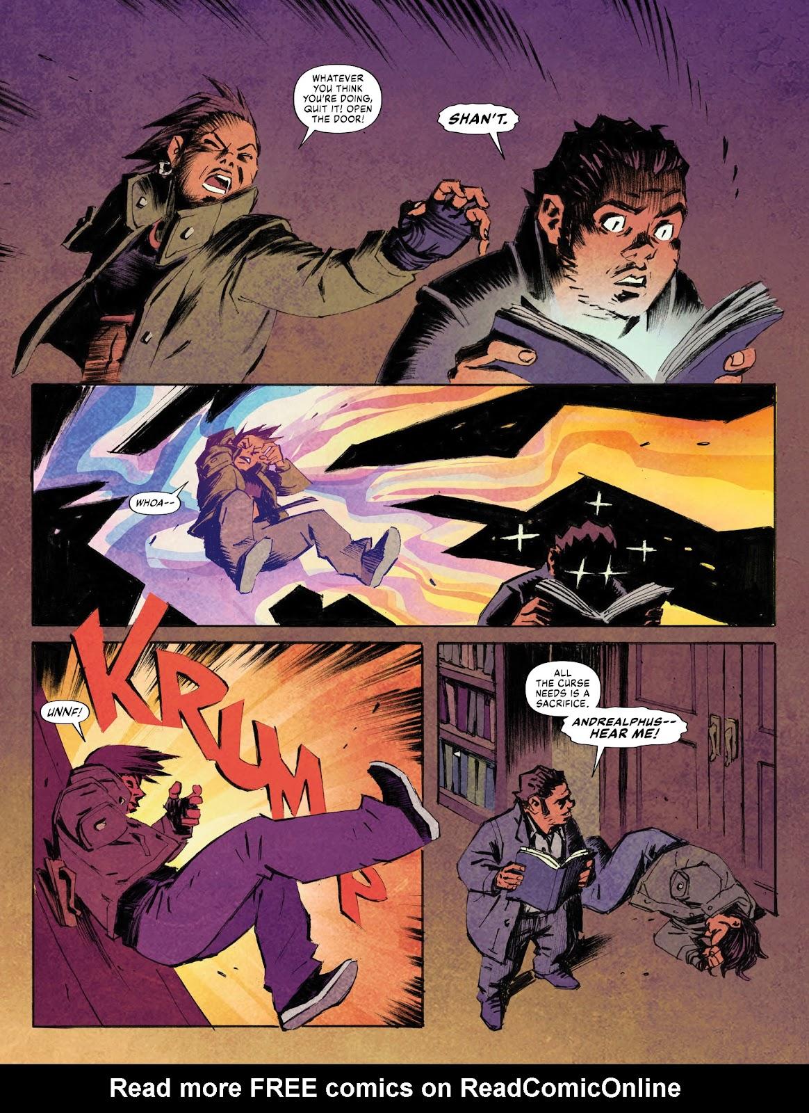 Judge Dredd Megazine (Vol. 5) issue 427 - Page 49