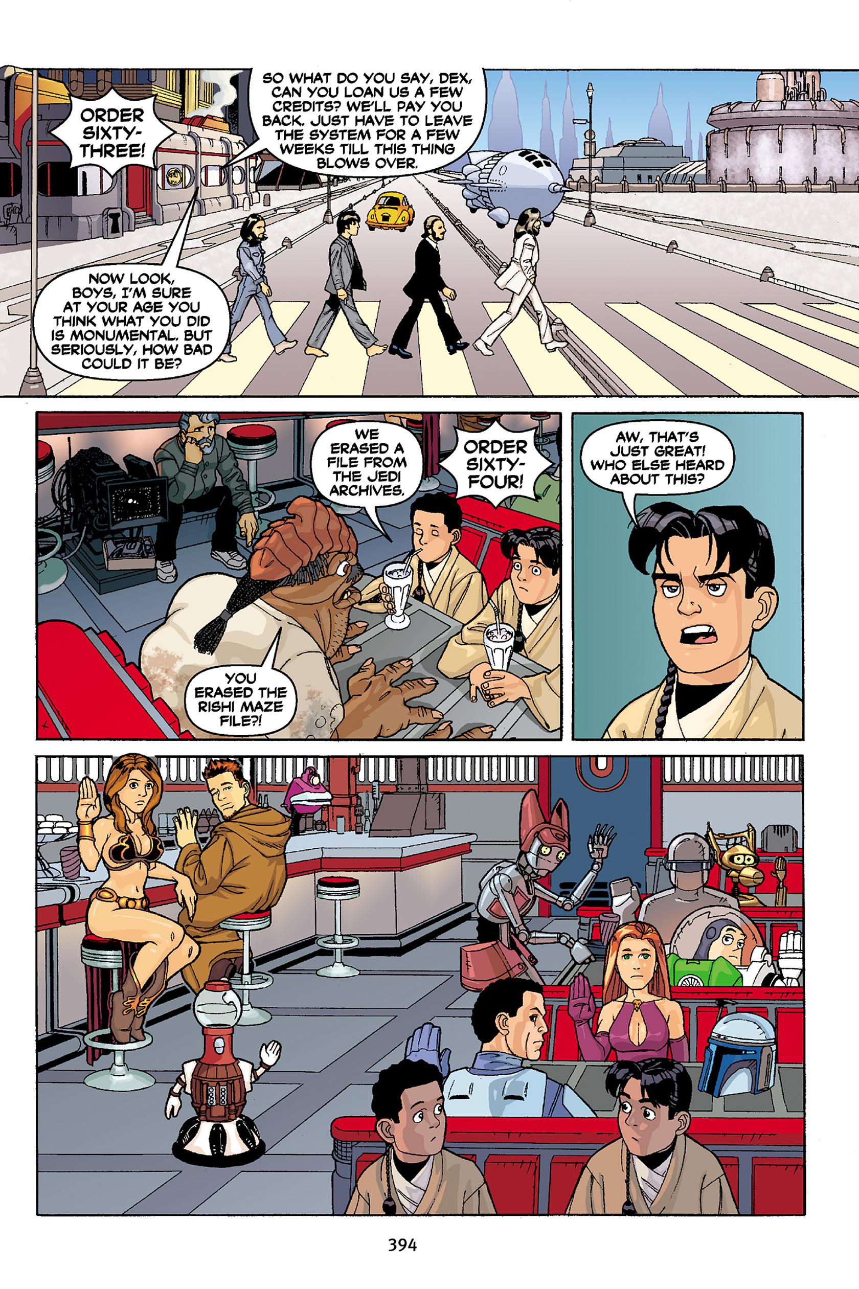 Read online Star Wars Omnibus comic -  Issue # Vol. 30 - 385
