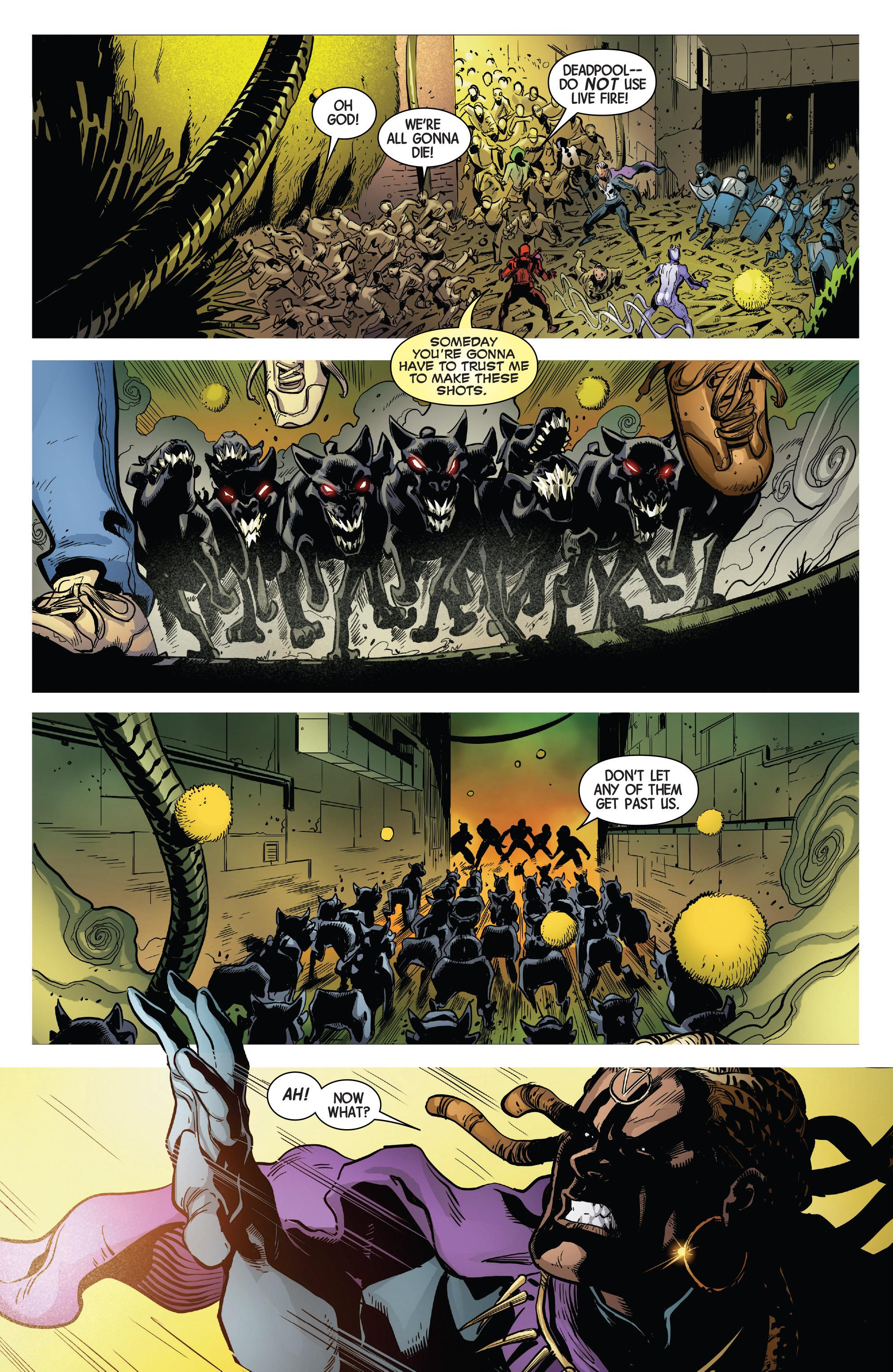 Read online Uncanny Avengers [II] comic -  Issue #3 - 9
