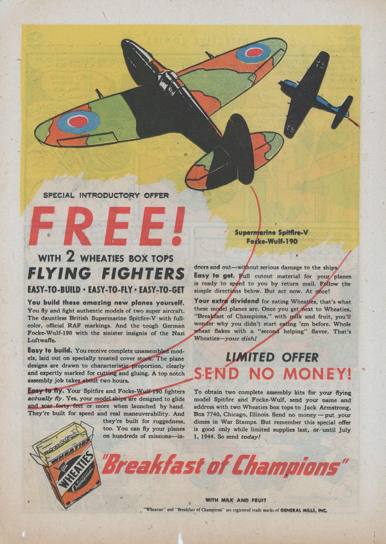 Read online Detective Comics (1937) comic -  Issue #89 - 46