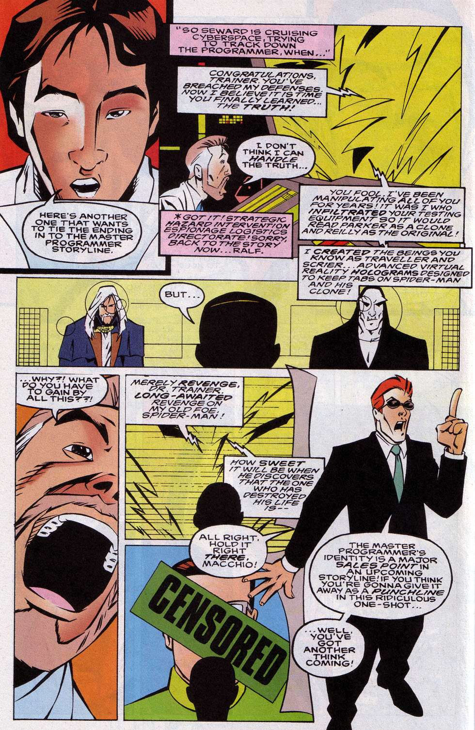 Read online 101 Ways to End the Clone Saga comic -  Issue #101 Ways to End the Clone Saga Full - 30
