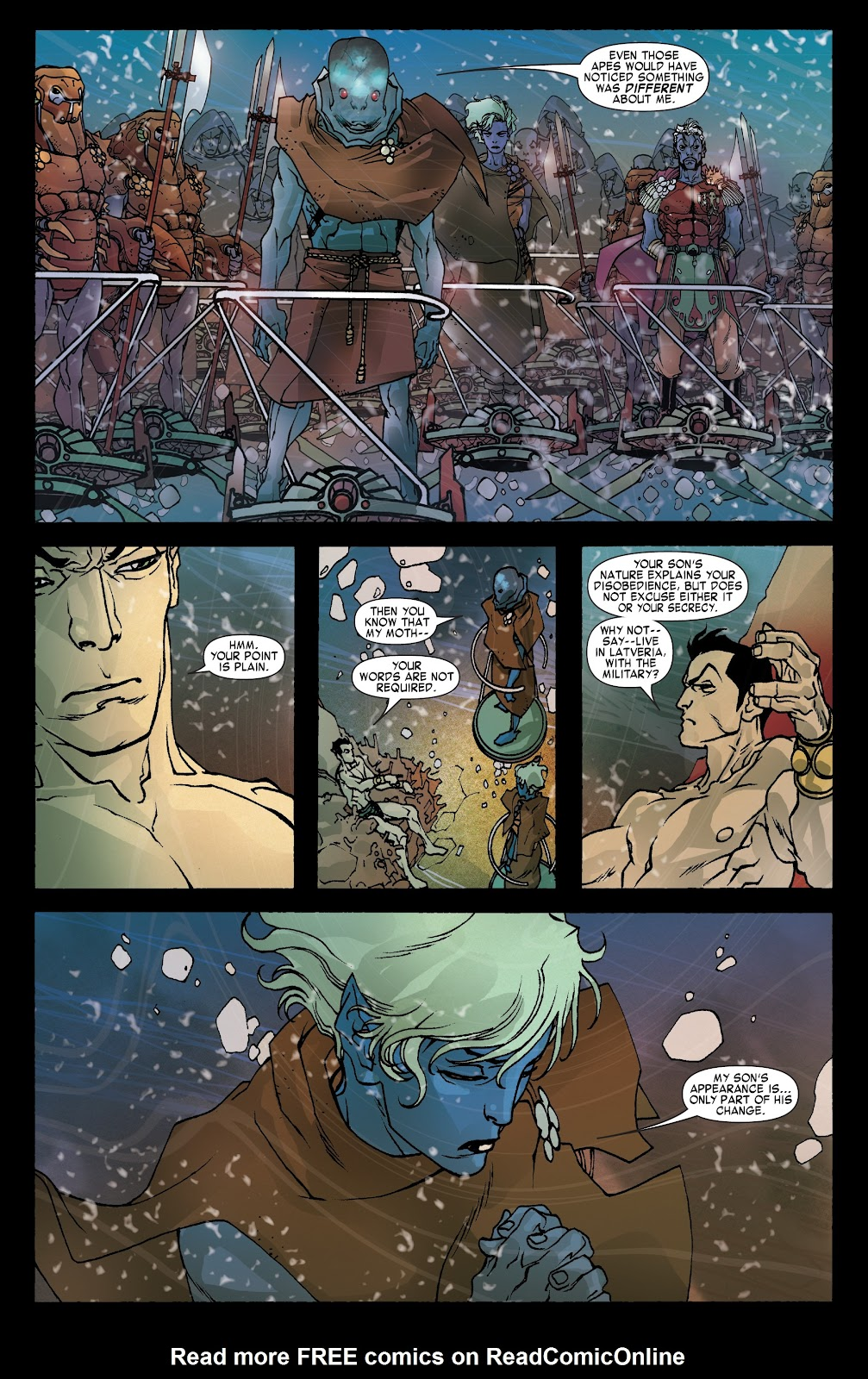 Read online Siege Prelude comic -  Issue # TPB (Part 2) - 2