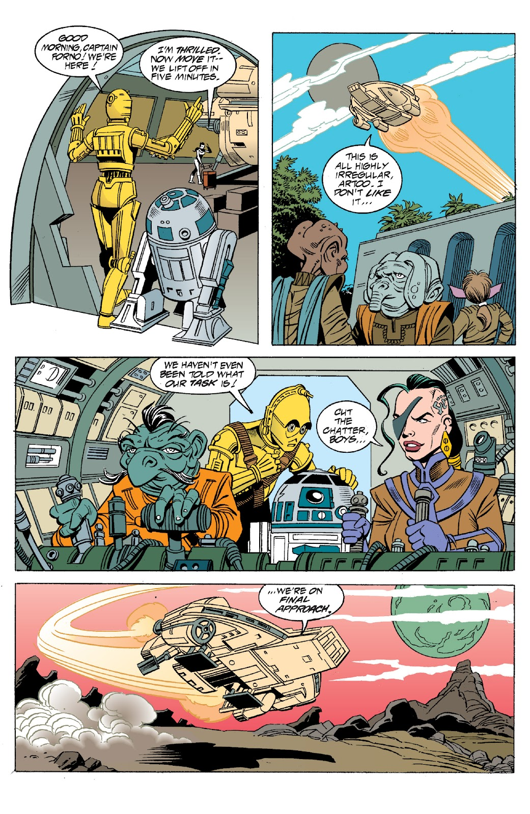 Read online Star Wars Legends Epic Collection: The Empire comic -  Issue # TPB 5 (Part 2) - 11