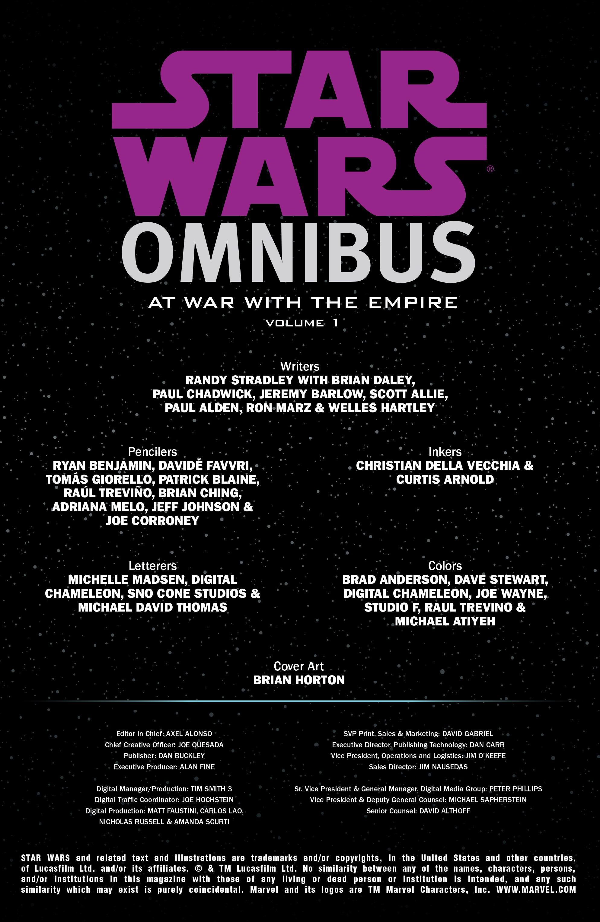Read online Star Wars Omnibus comic -  Issue # Vol. 17 - 2