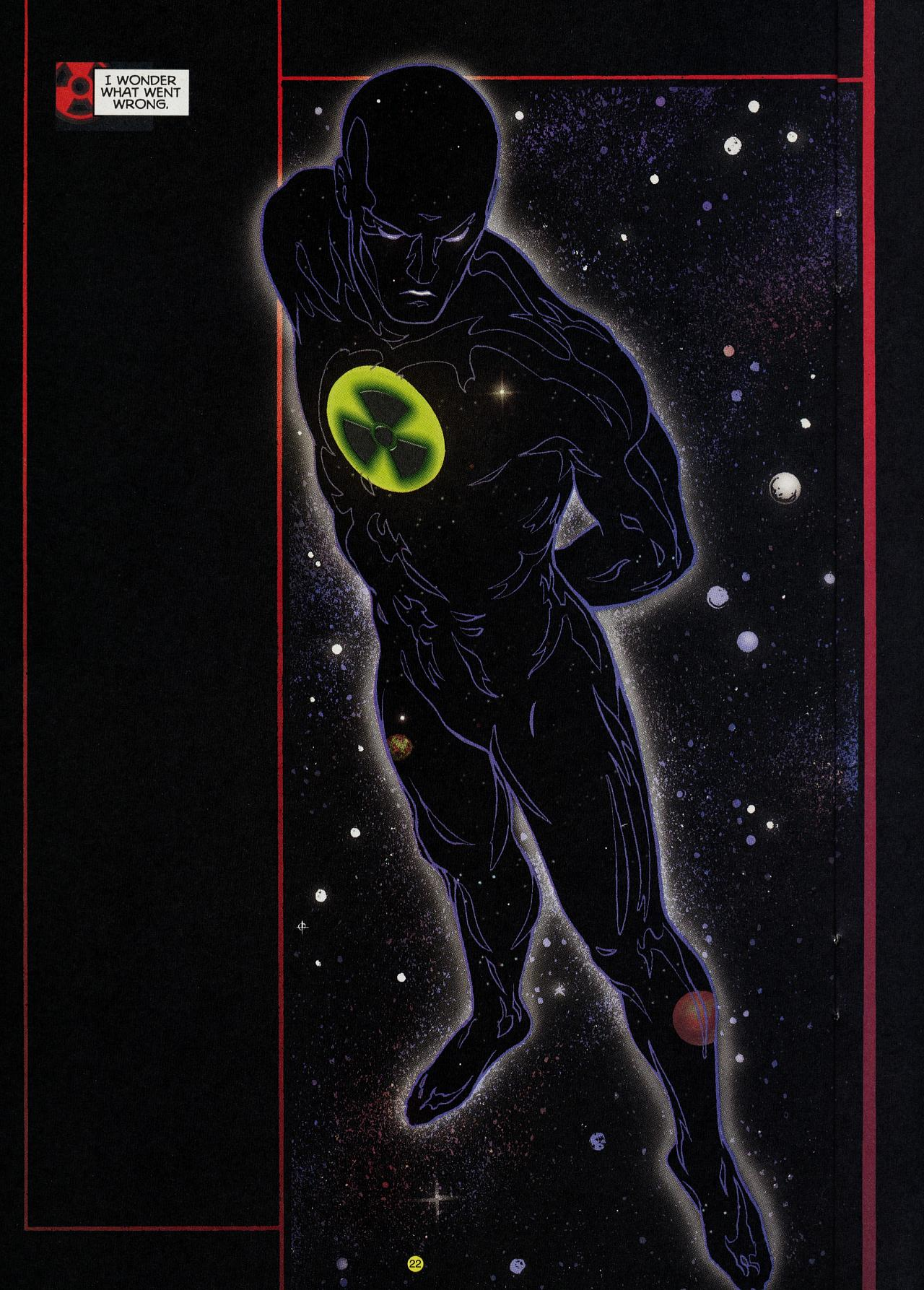 Read online Solar, Man of the Atom: Hell on Earth comic -  Issue #4 - 23