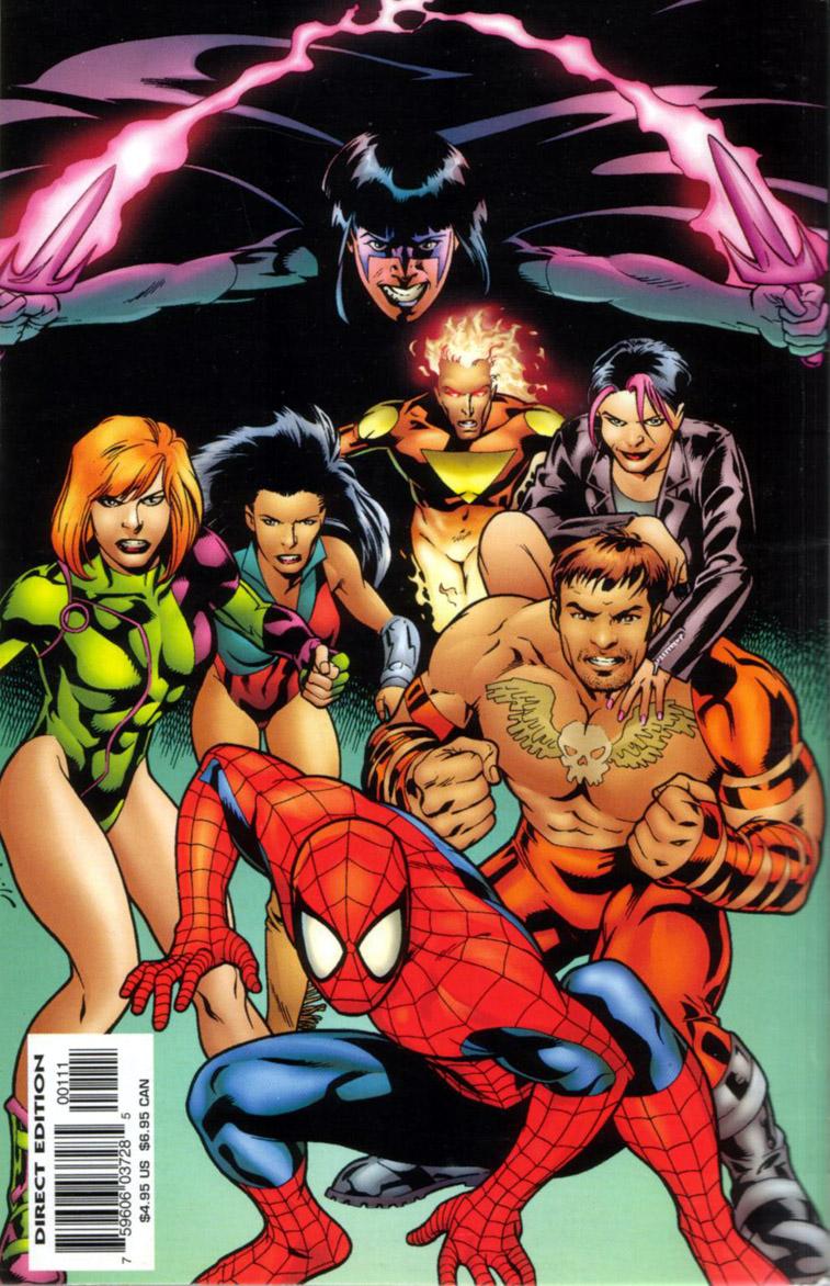 Read online Spider-Man/Gen13 comic -  Issue # Full - 2