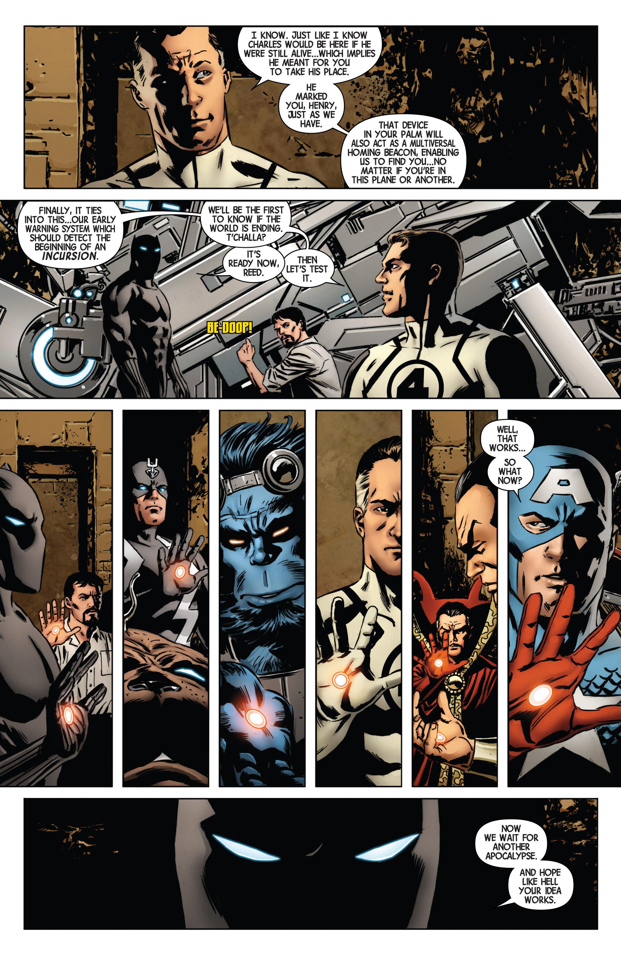 Read online Secret Wars Prelude comic -  Issue # Full - 231