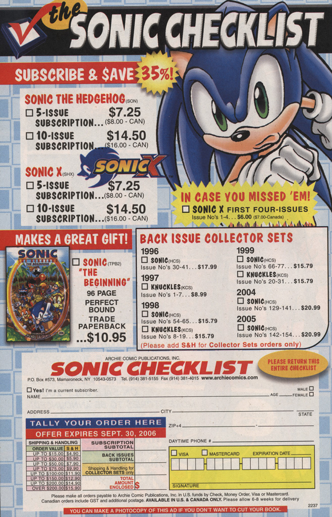 Read online Sonic X comic -  Issue #8 - 30