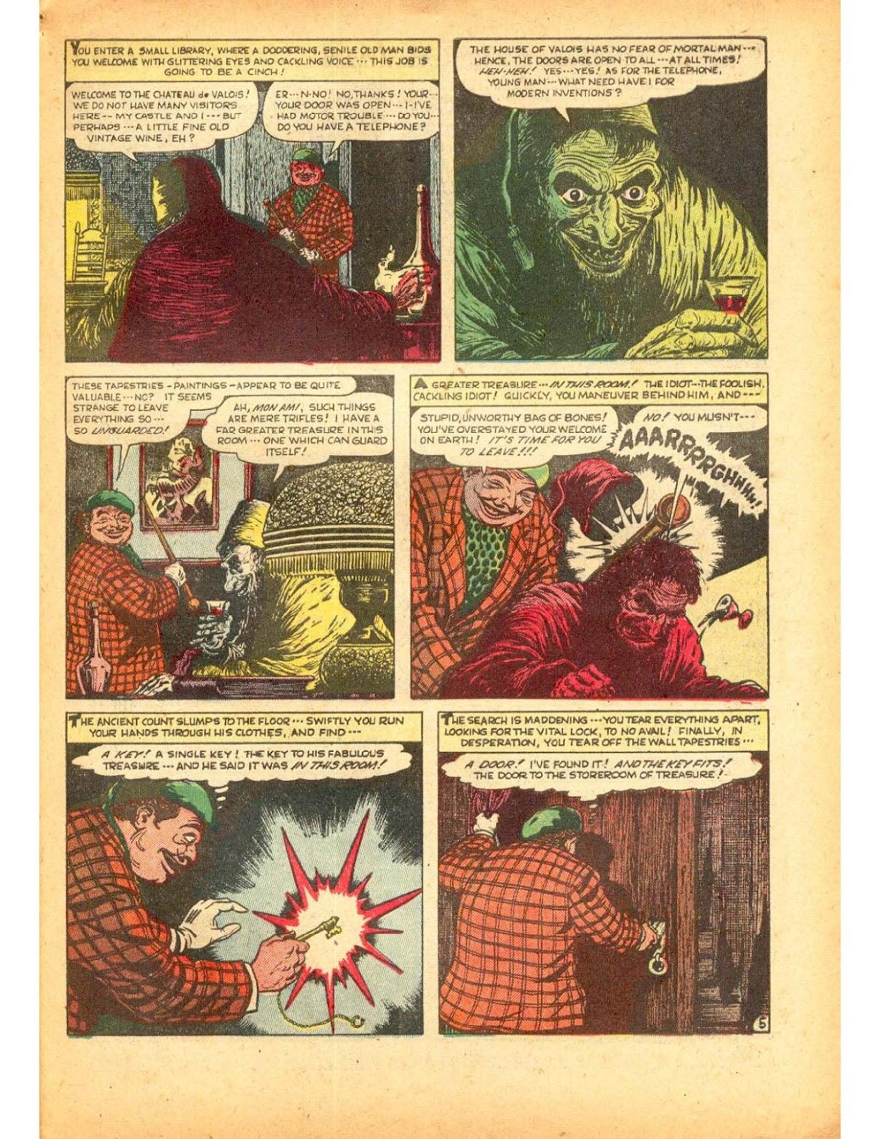 Spellbound (1952) issue 7 - Page 27