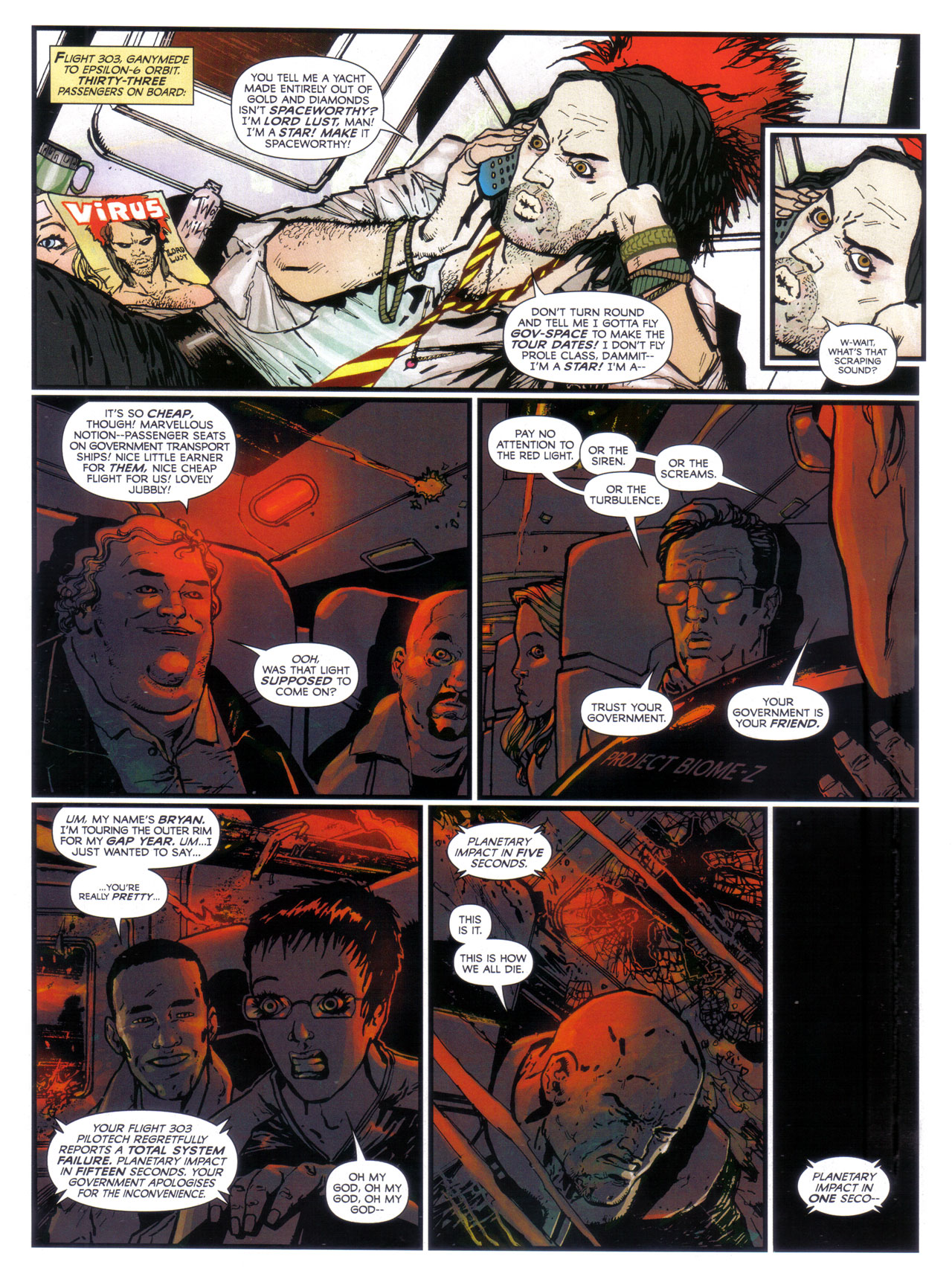 Read online 2000 AD comic -  Issue #1746 - 2