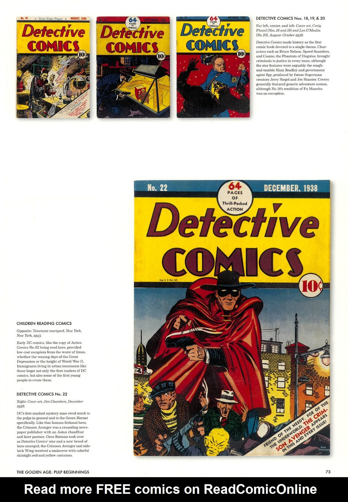 Read online 75 Years Of DC Comics comic -  Issue # TPB (Part 1) - 82