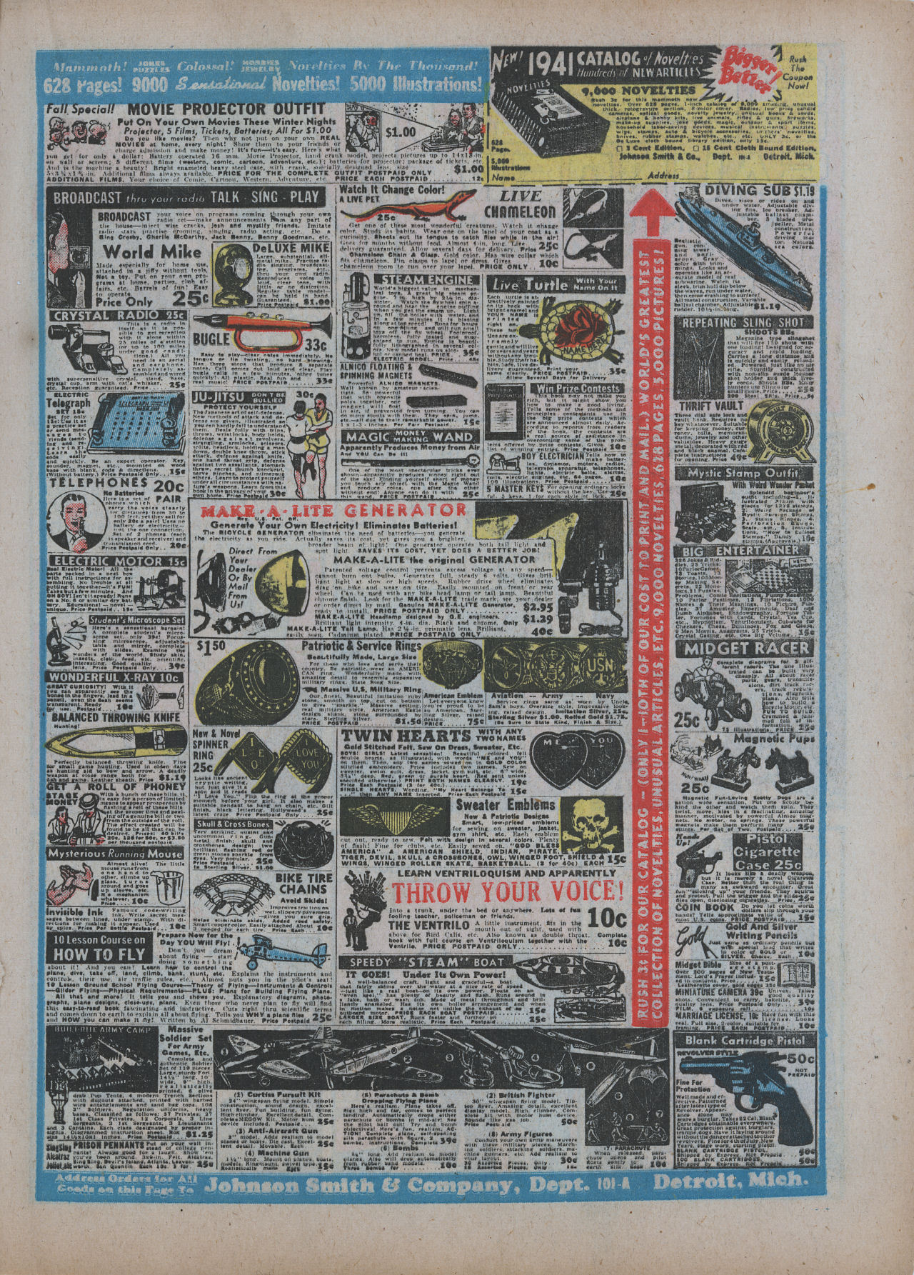 Read online Detective Comics (1937) comic -  Issue #48 - 37