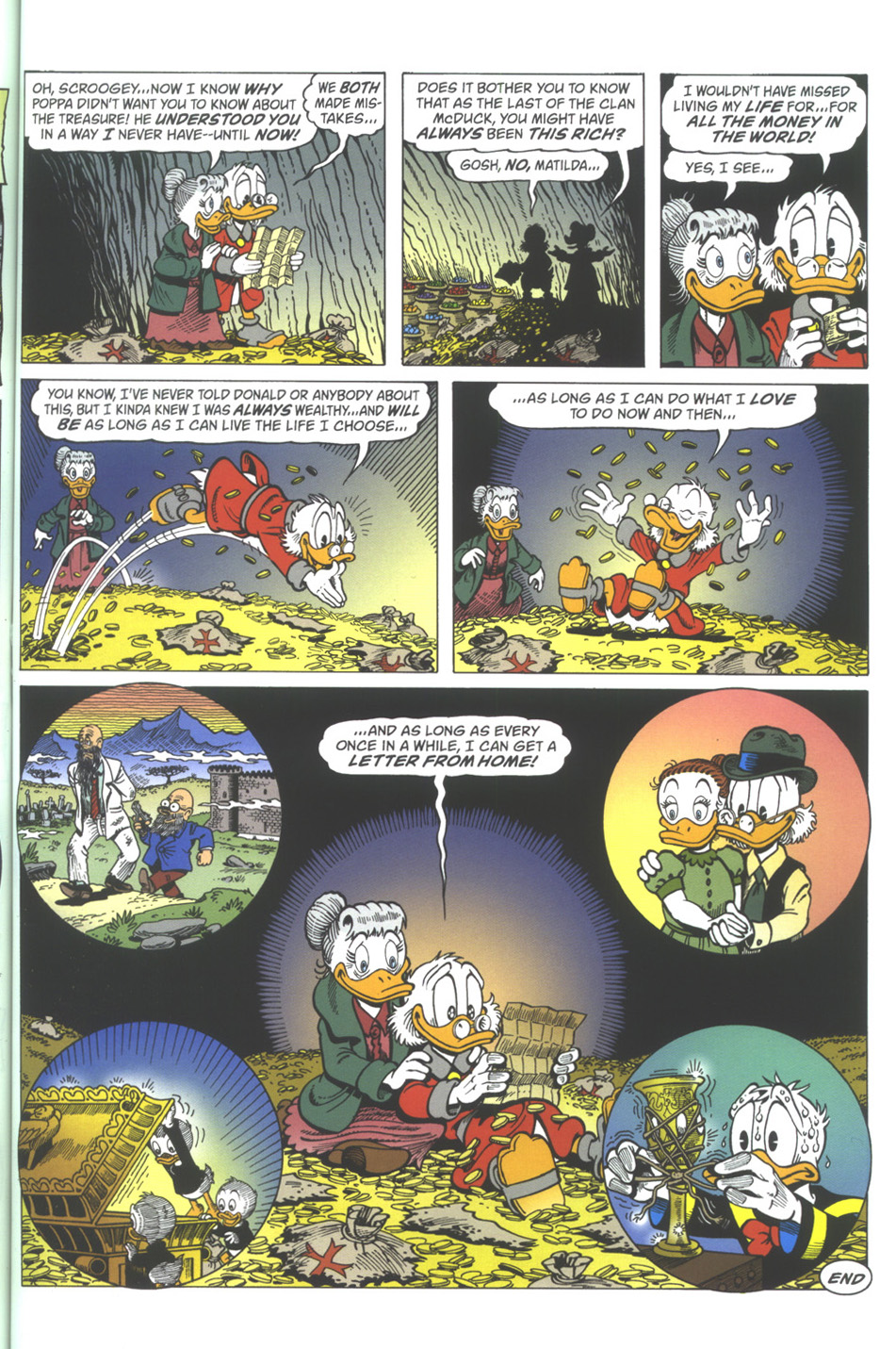 Read online Uncle Scrooge (1953) comic -  Issue #342 - 55