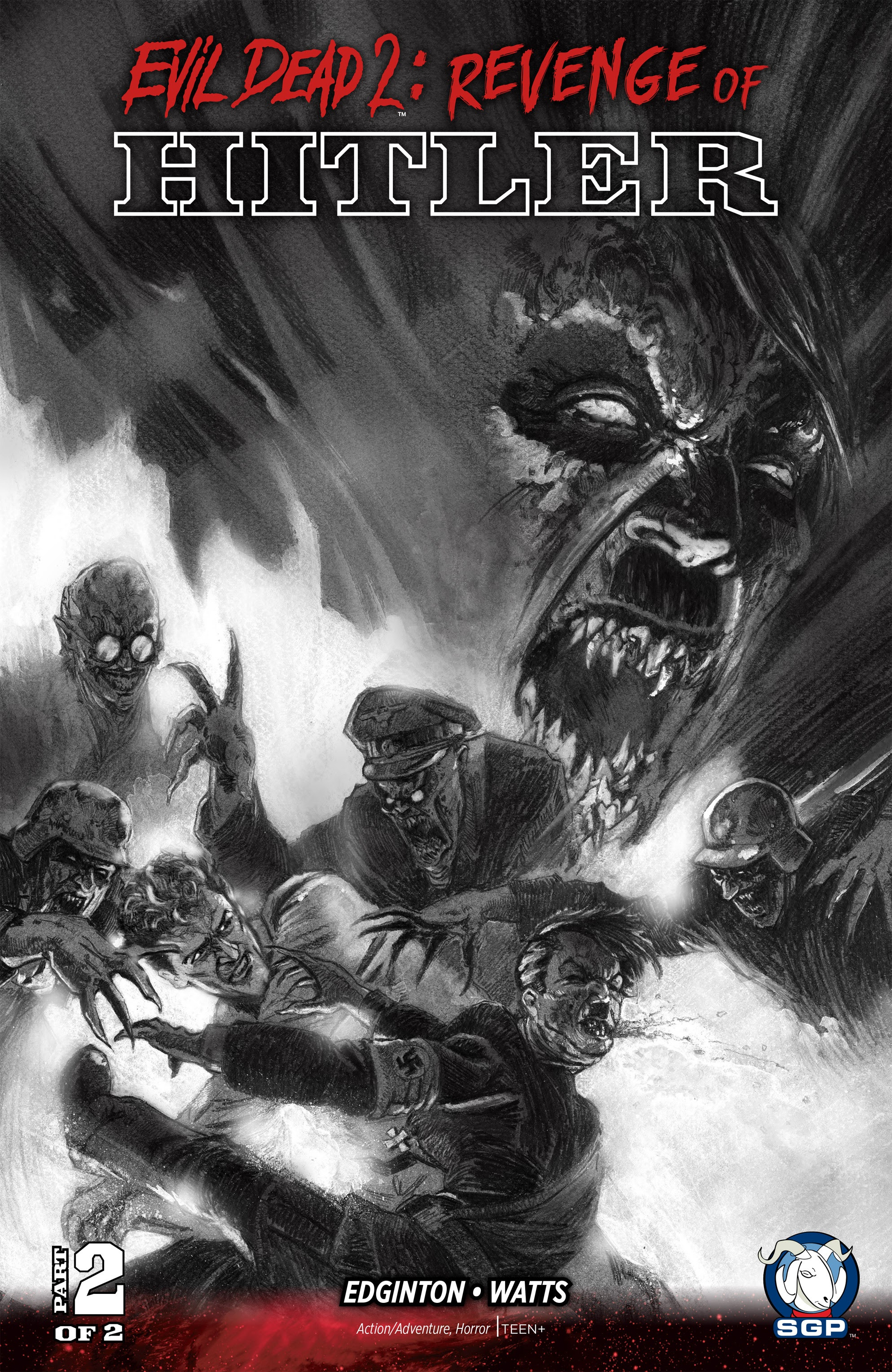 Evil Dead 2: Revenge of Hitler 2 Page 1