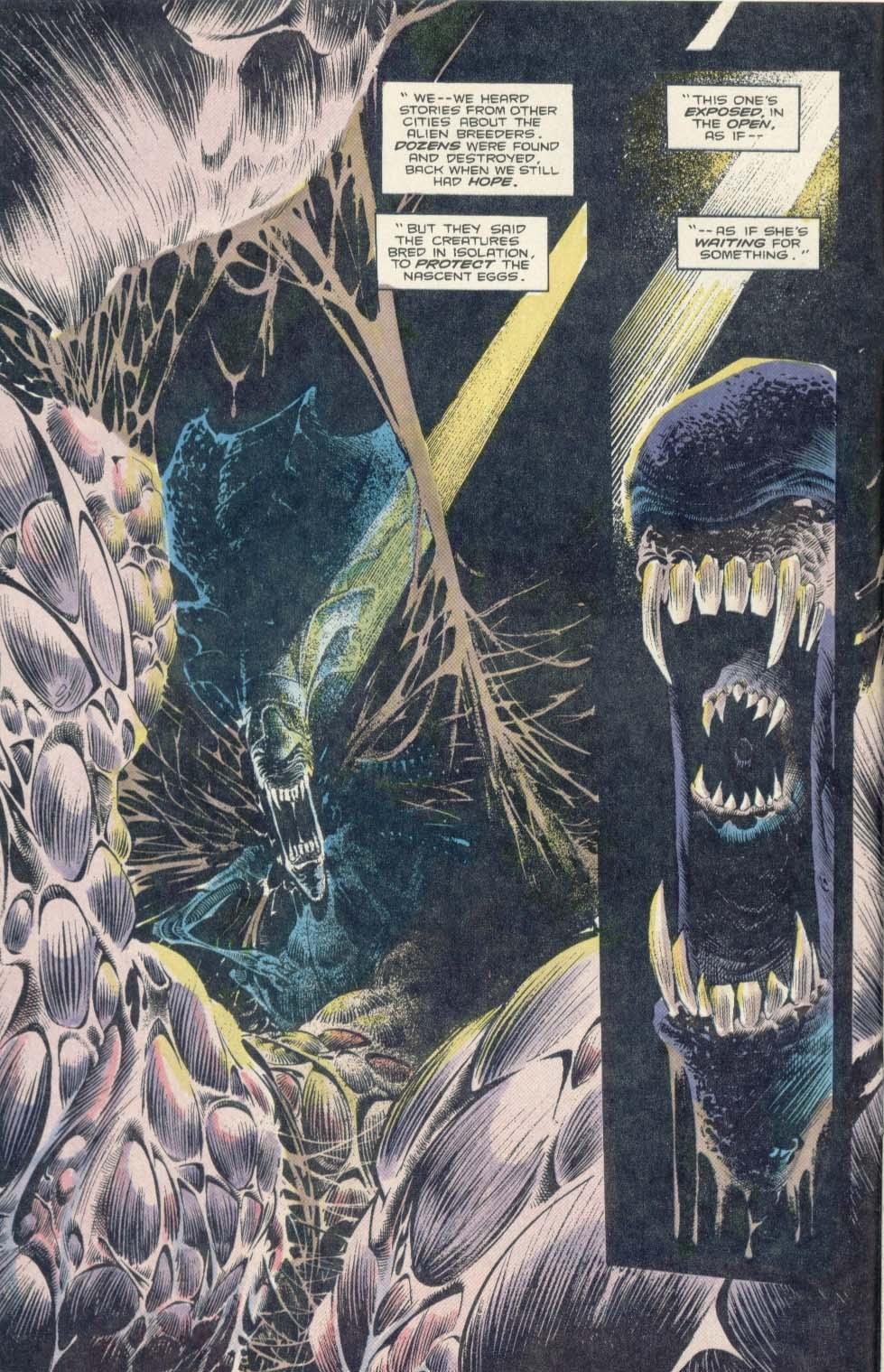 Read online Aliens: Earth War comic -  Issue #2 - 10