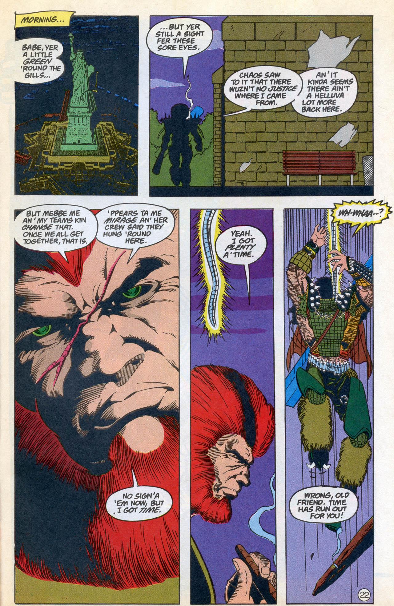 Read online Team Titans comic -  Issue #4 - 27