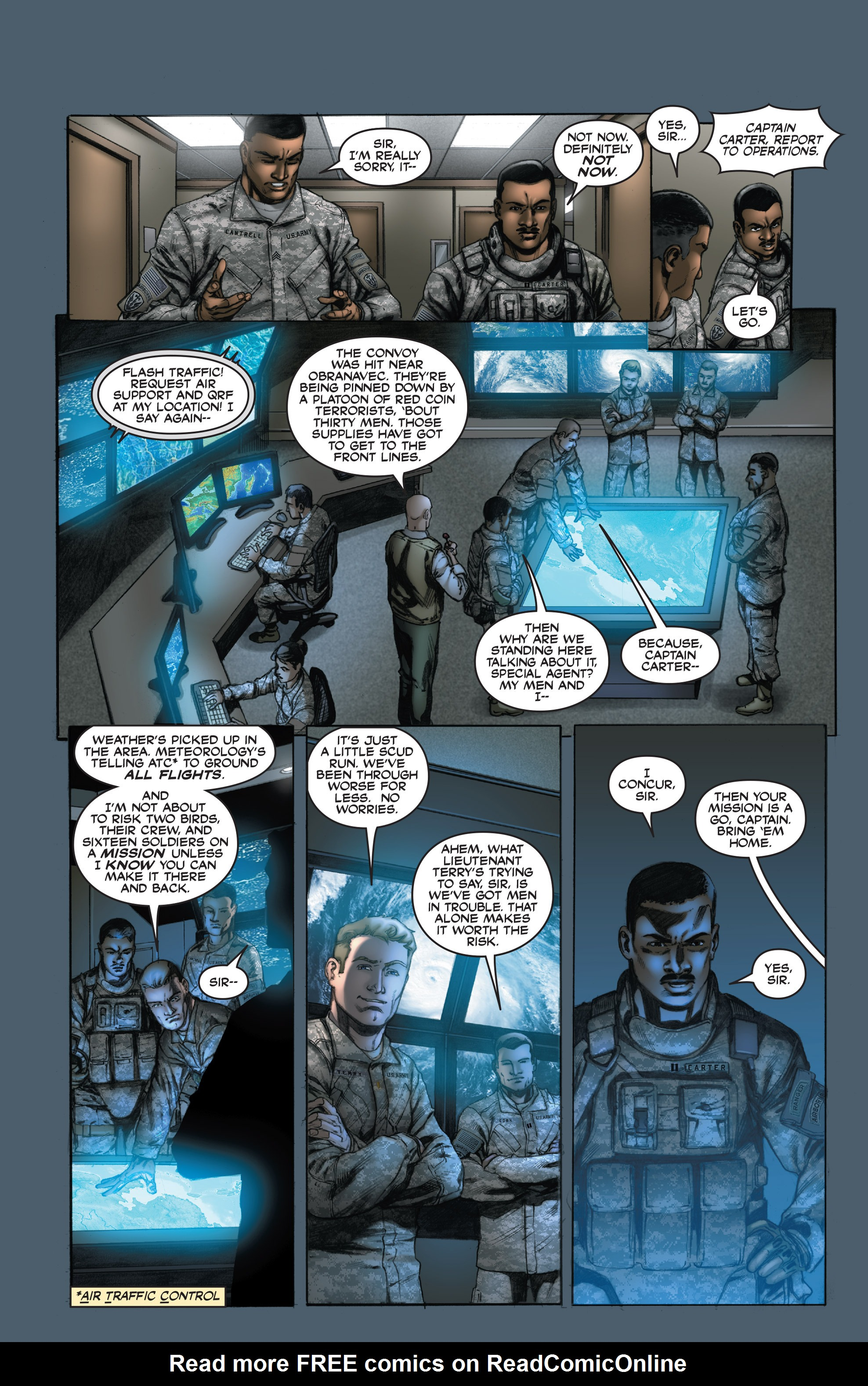 Read online America's Army comic -  Issue #15 - 4