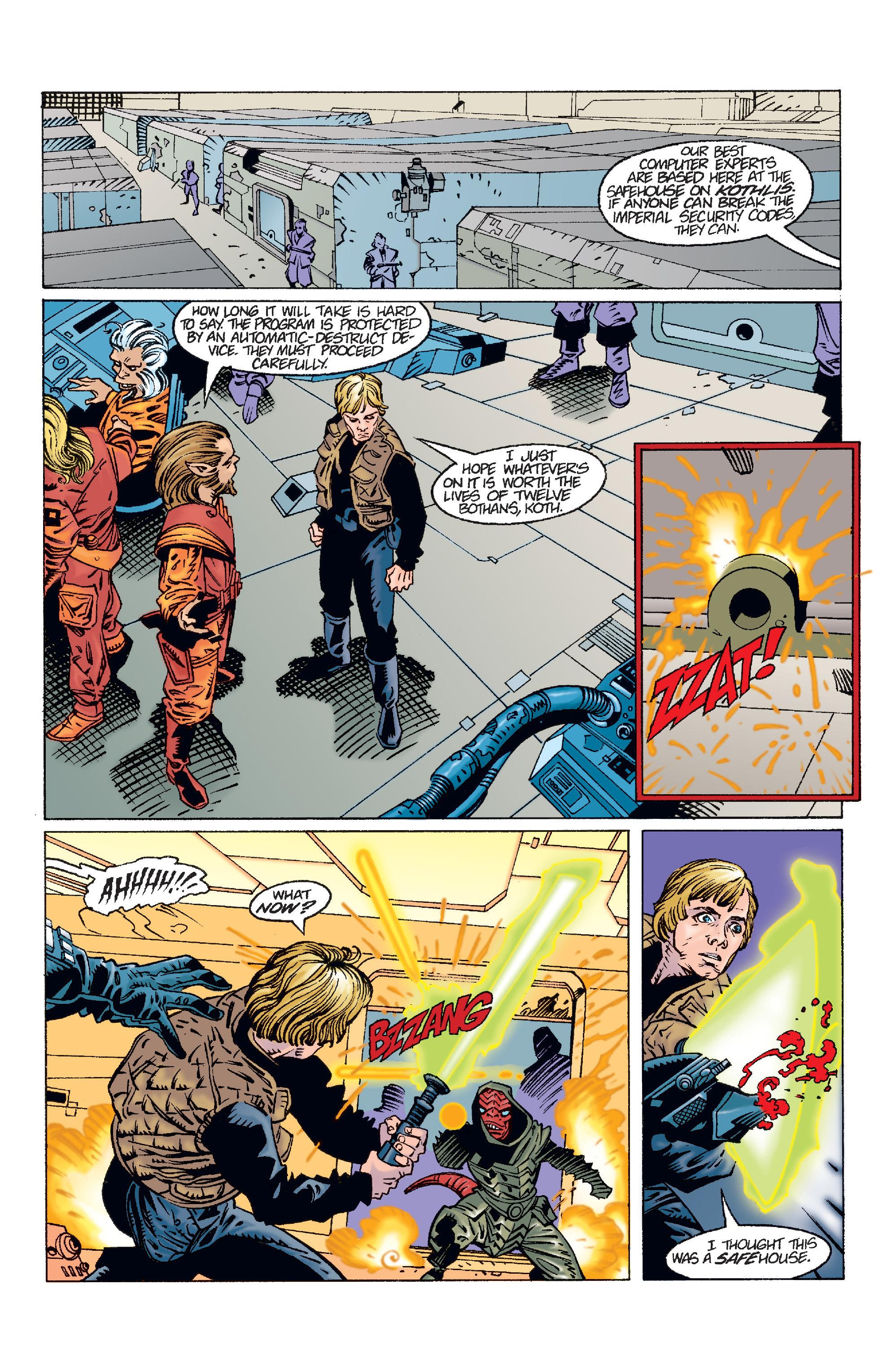 Read online Star Wars Omnibus comic -  Issue # Vol. 11 - 94