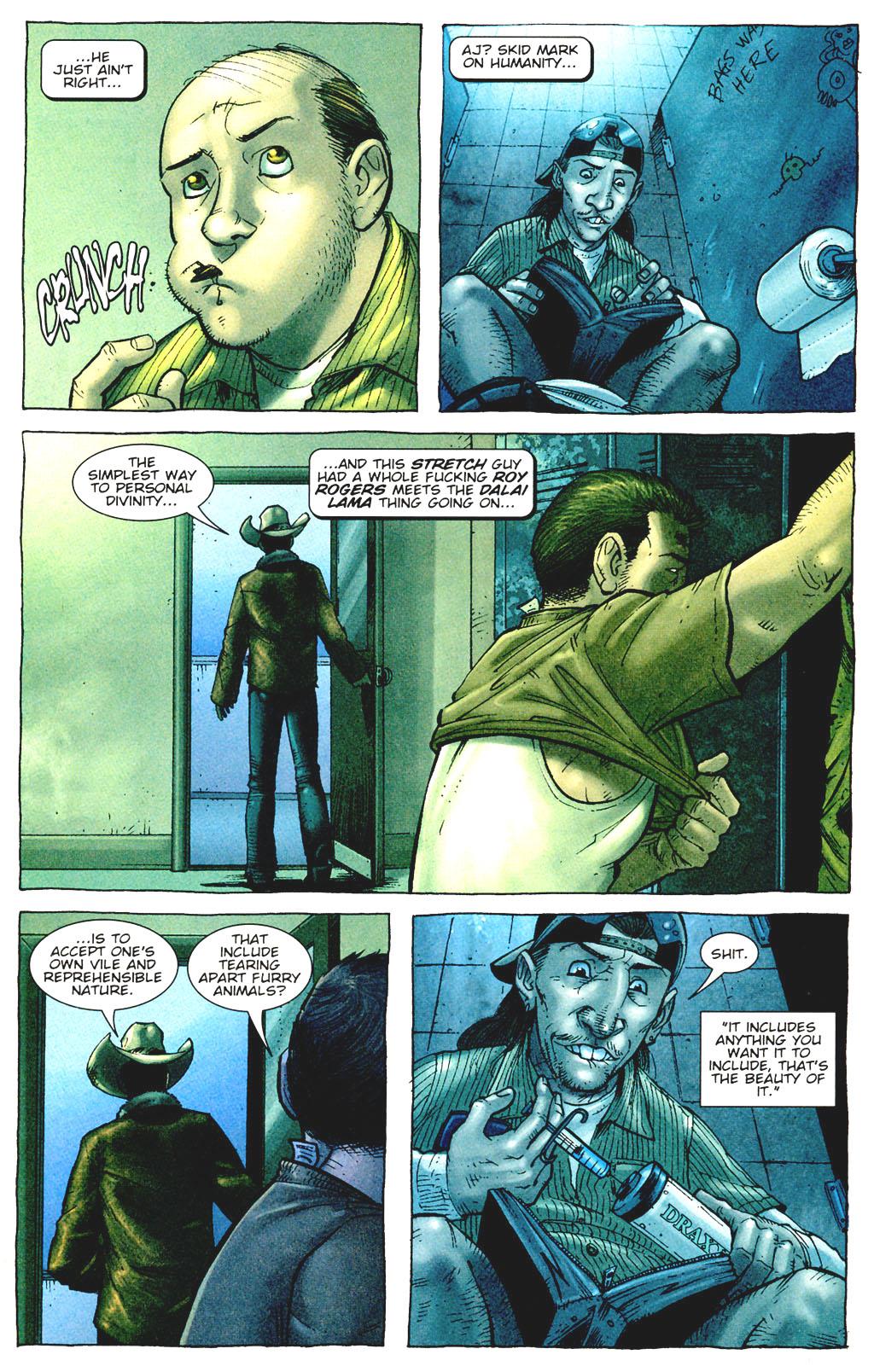 Read online The Exterminators comic -  Issue #1 - 23