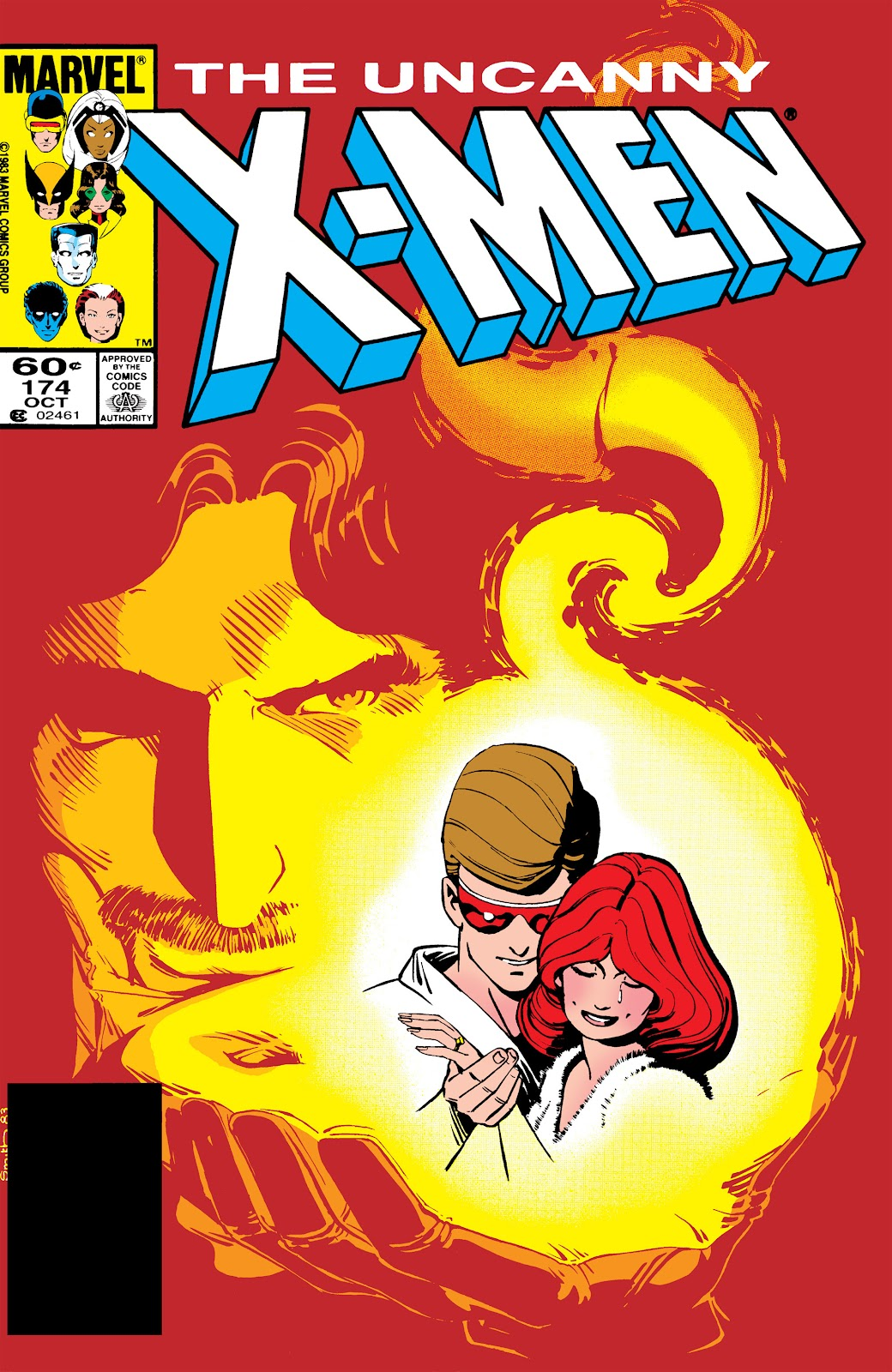 Uncanny X-Men (1963) issue 174 - Page 1