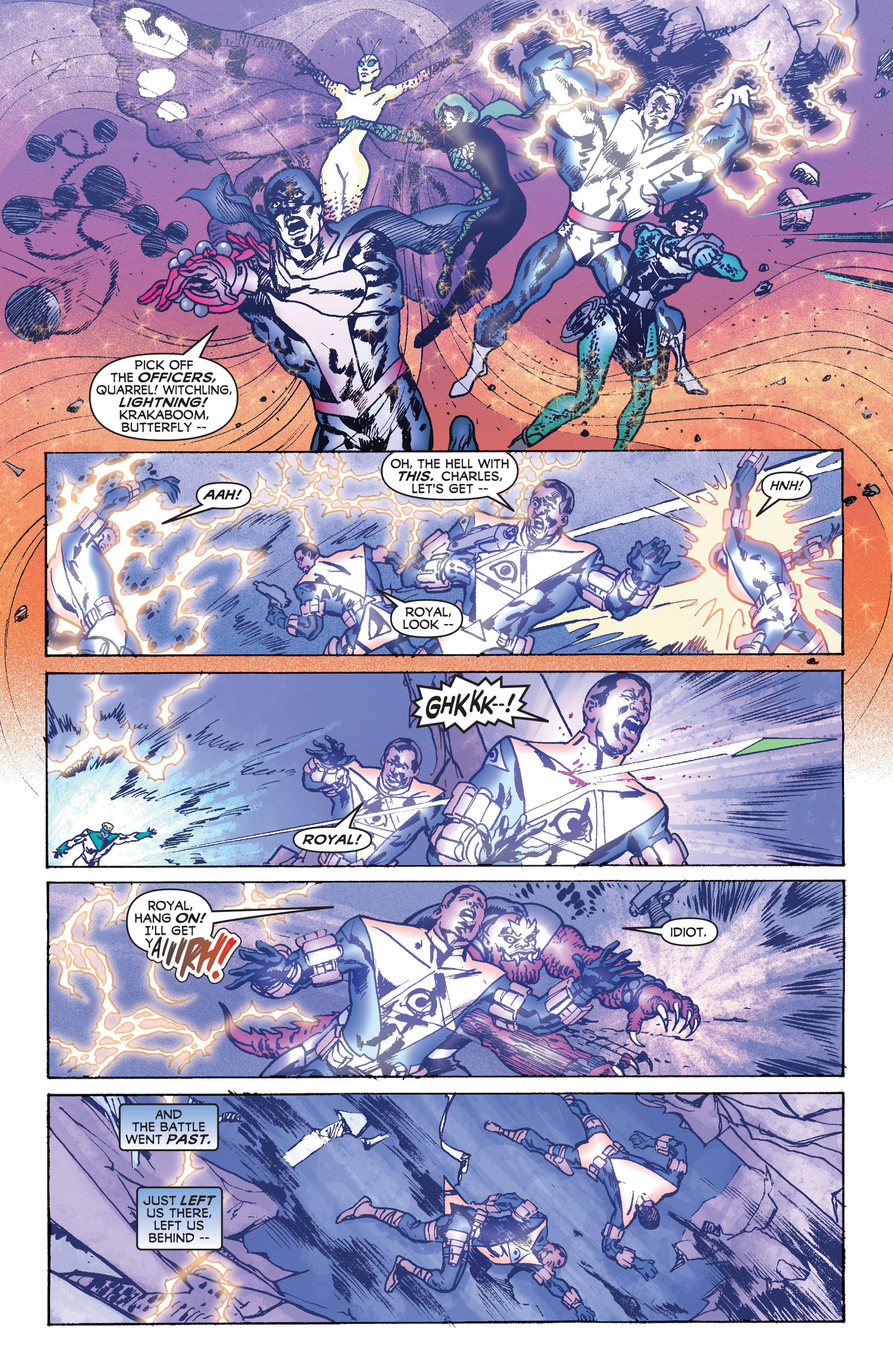 Read online Astro City: Dark Age/Book Three comic -  Issue #4 - 9