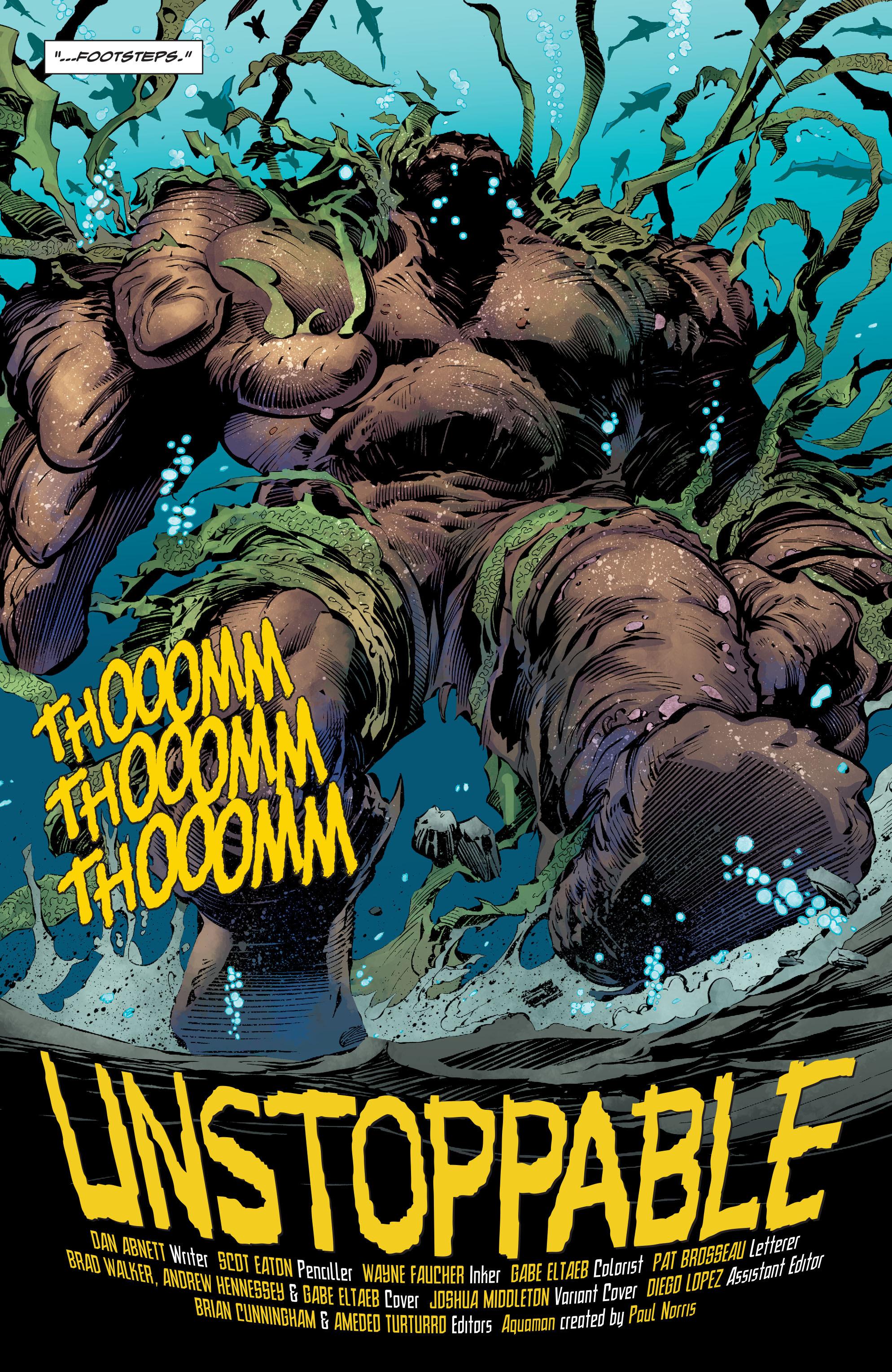 Read online Aquaman (2016) comic -  Issue #8 - 7
