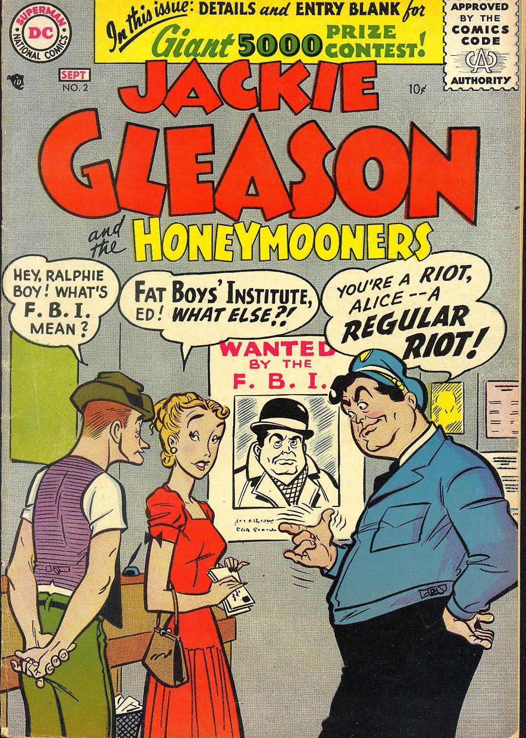 Jackie Gleason and the Honeymooners 2 Page 1