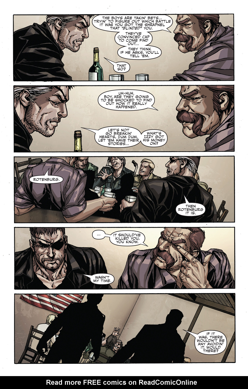 Read online Secret Warriors comic -  Issue #18 - 19