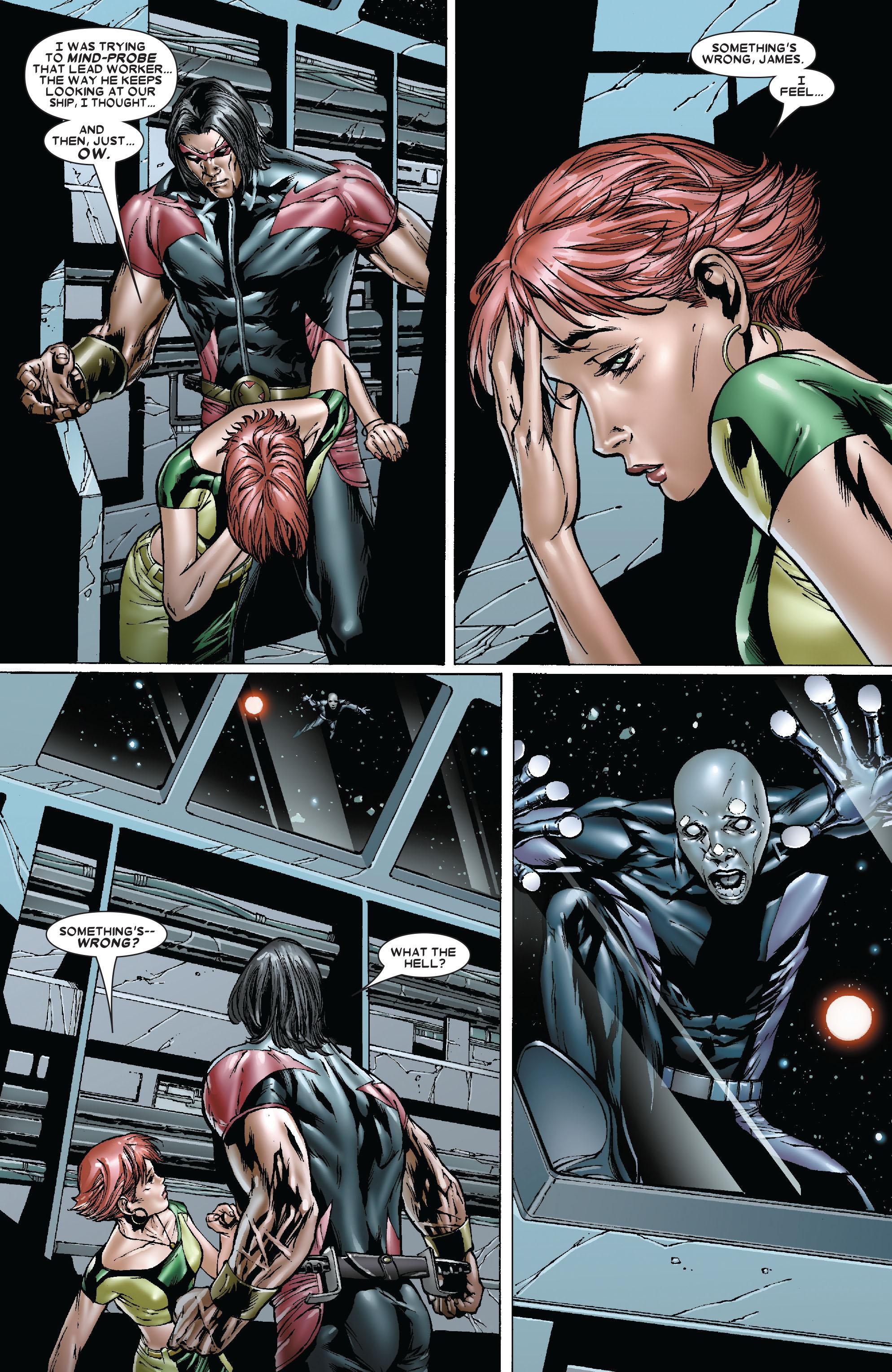 Read online Uncanny X-Men (1963) comic -  Issue #478 - 12