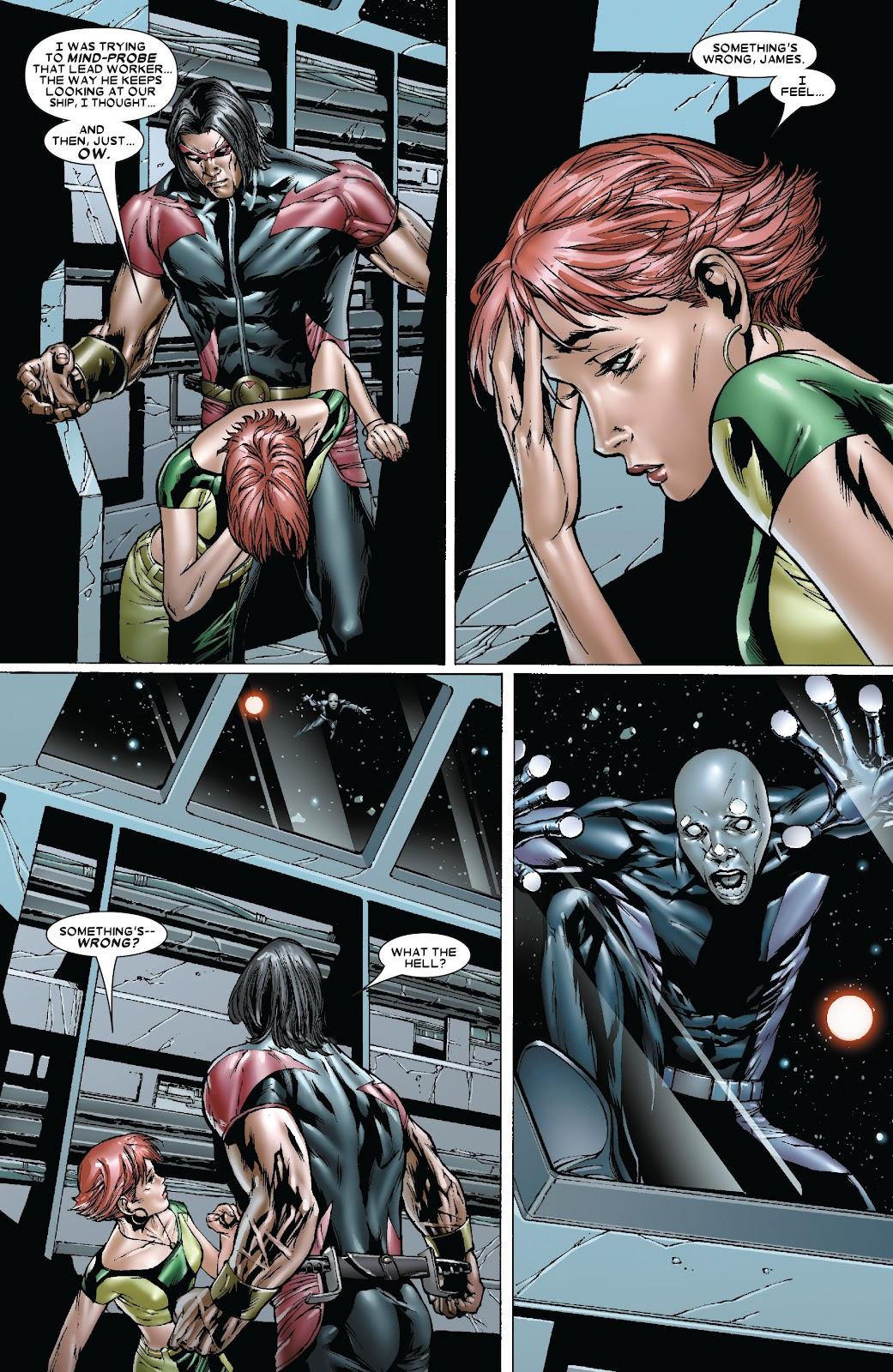 Uncanny X-Men (1963) issue 478 - Page 12