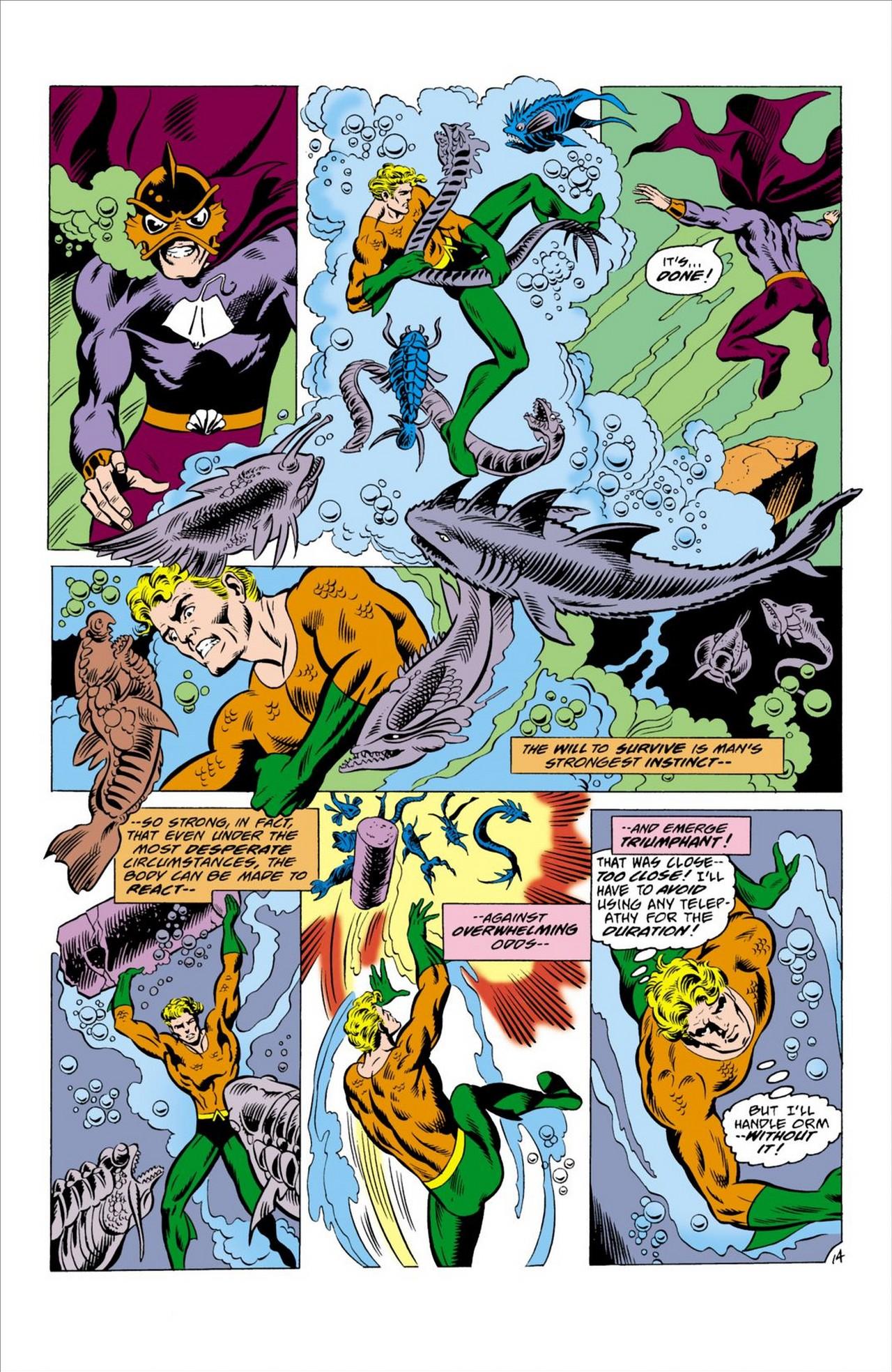 Read online Aquaman (1962) comic -  Issue #63 - 15