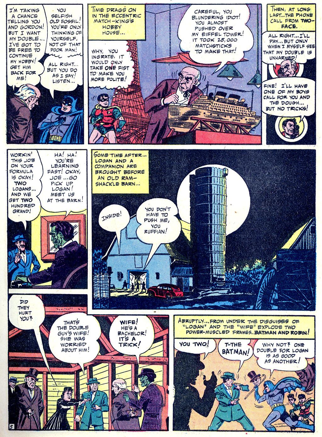 Read online Detective Comics (1937) comic -  Issue #68 - 7