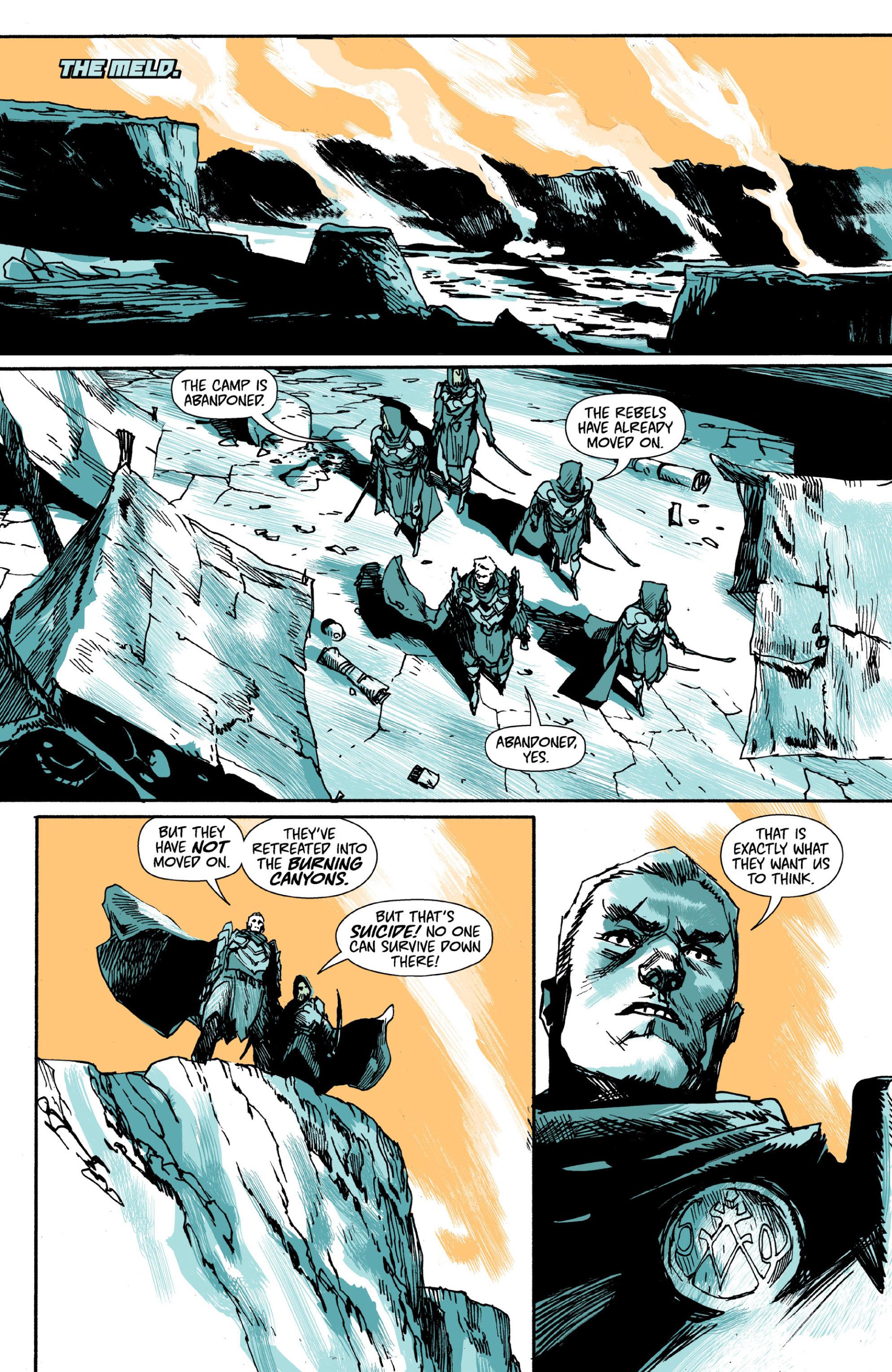 Read online Ei8ht comic -  Issue # TPB - 107