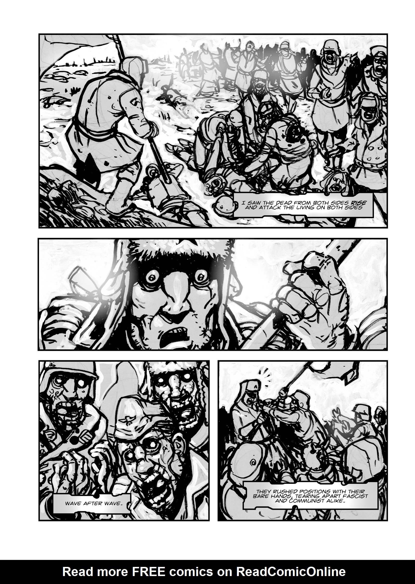 Read online FUBAR comic -  Issue #1 - 80