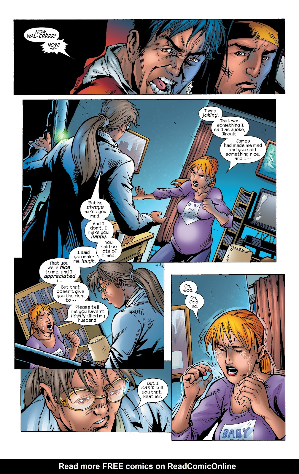 Read online X-Men: Unstoppable comic -  Issue # TPB (Part 4) - 1