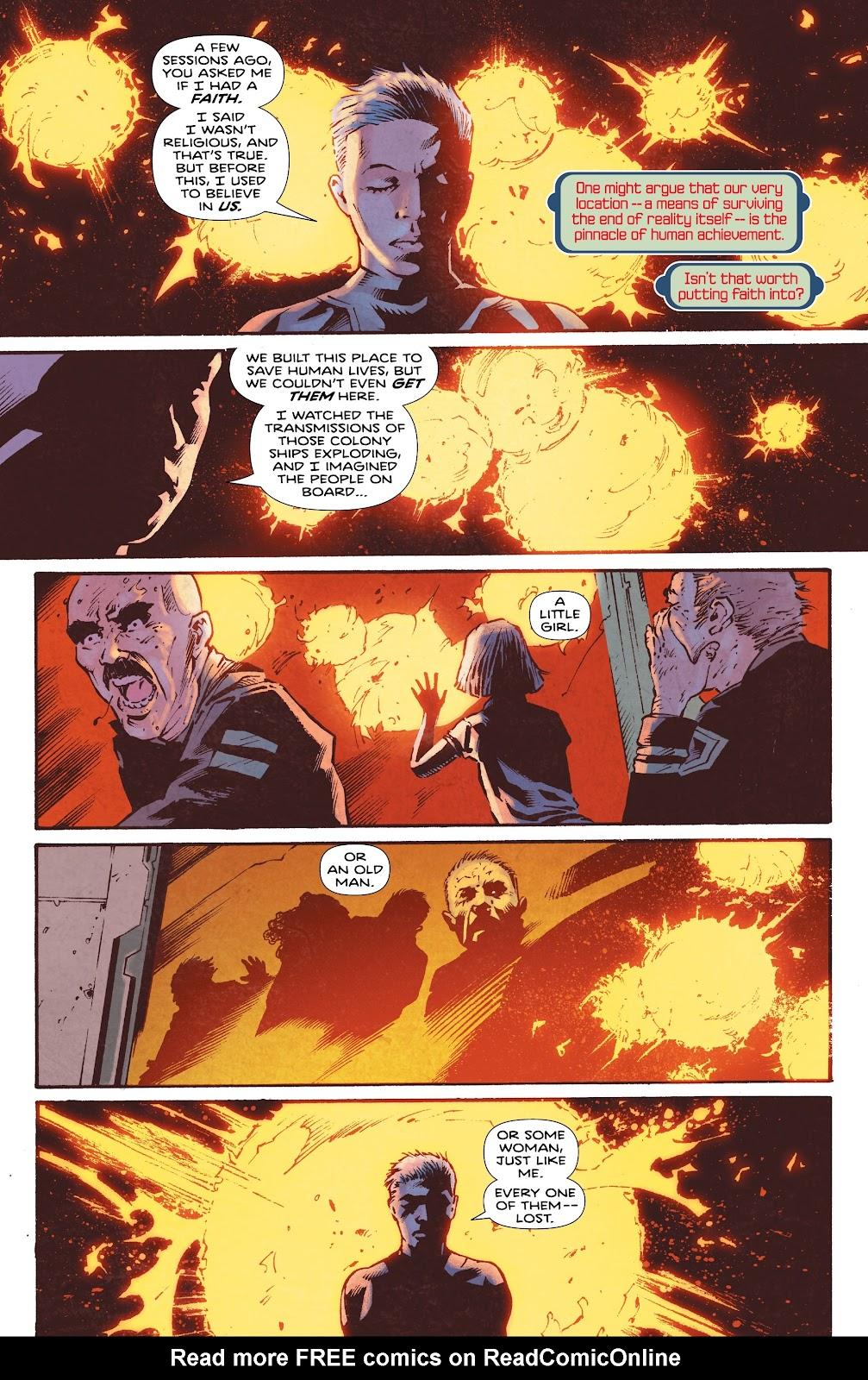 Read online Vindication comic -  Issue #3 - 30