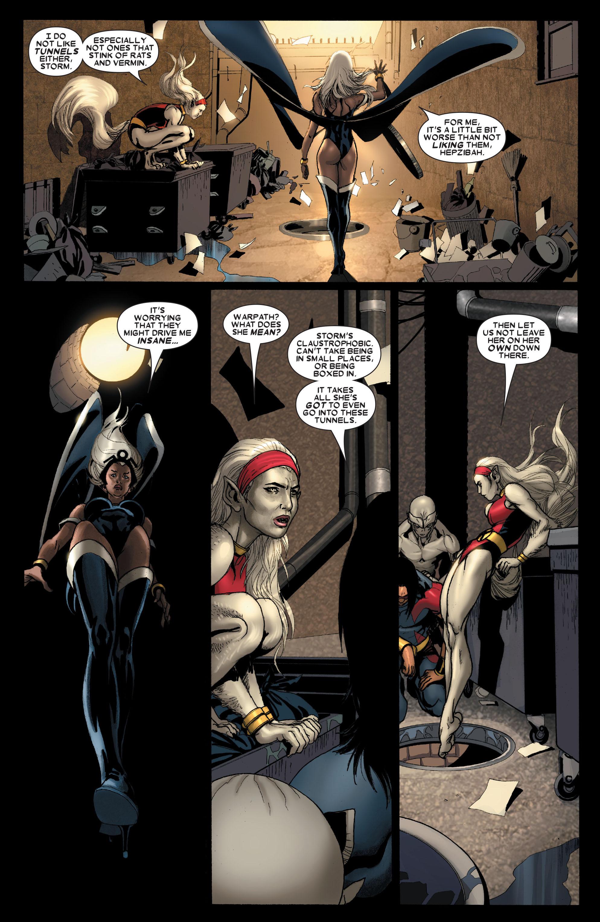 Read online Uncanny X-Men (1963) comic -  Issue #488 - 5