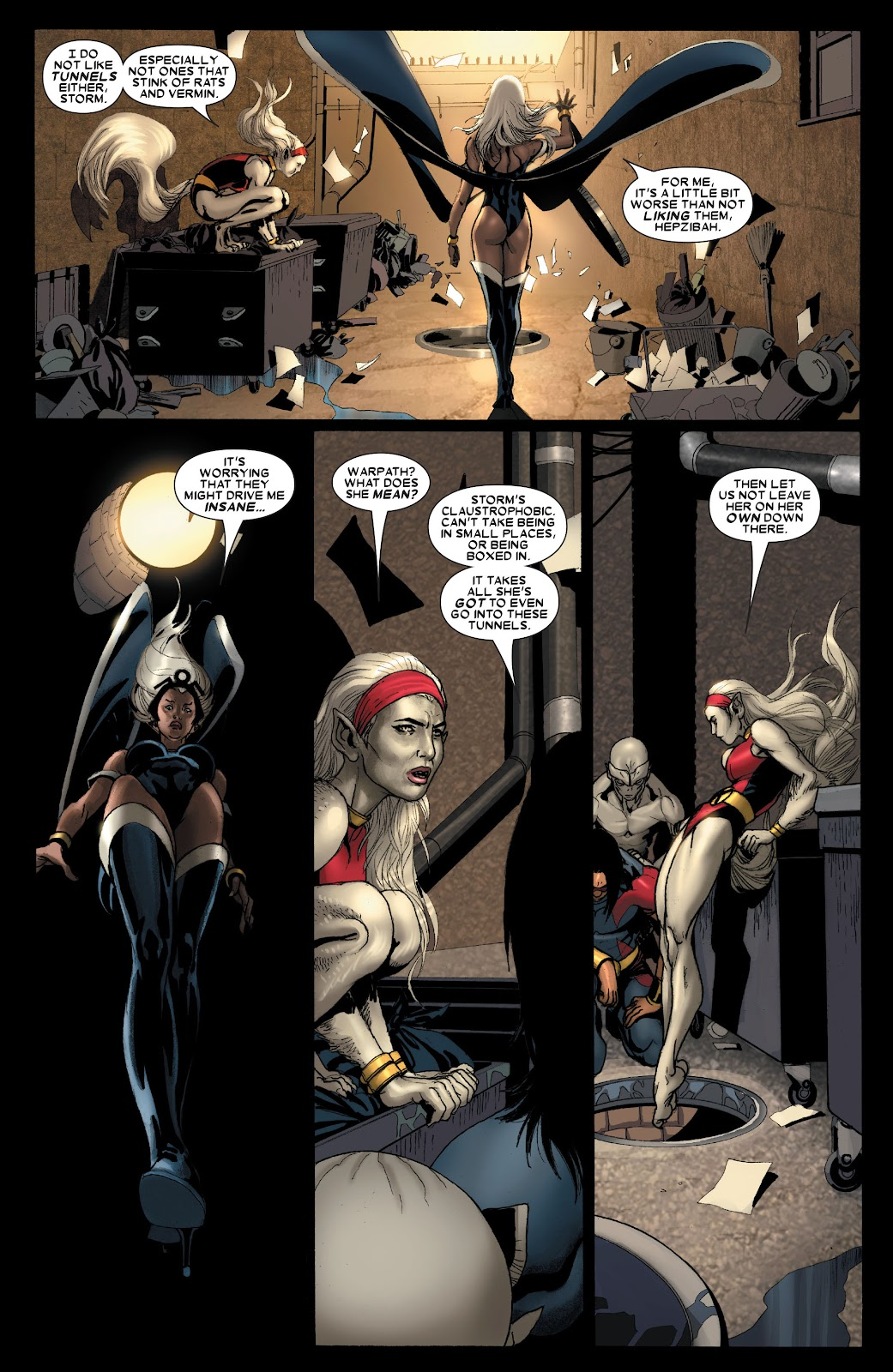 Uncanny X-Men (1963) issue 488 - Page 5