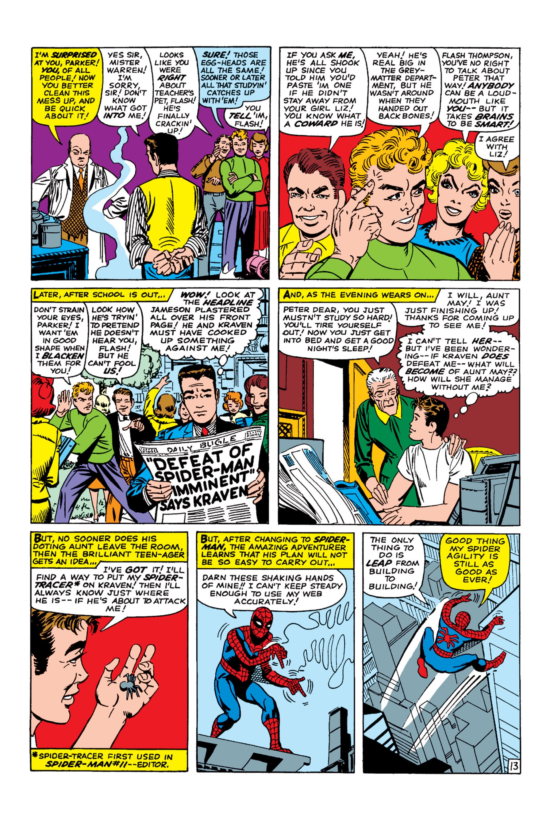 The Amazing Spider-Man (1963) 15 Page 13